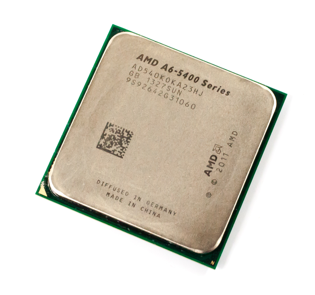 AMD AD540KOKA23HJ A6-5400 Series 3.6Ghz(3.8Ghz Turbo) Socket FM2 Dual Core CPU