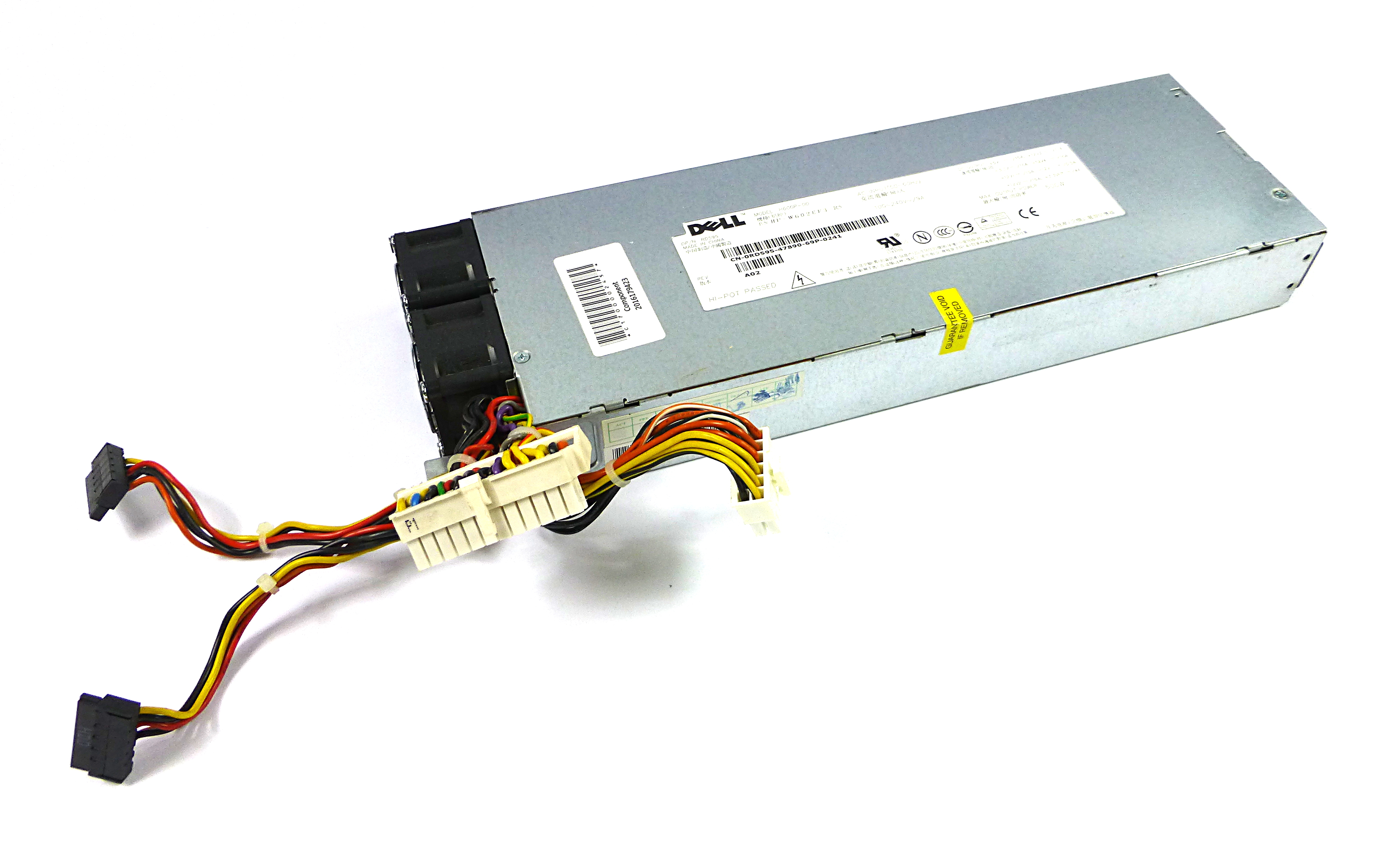 Dell RD595 Poweredge SC1435 600W Power Supply