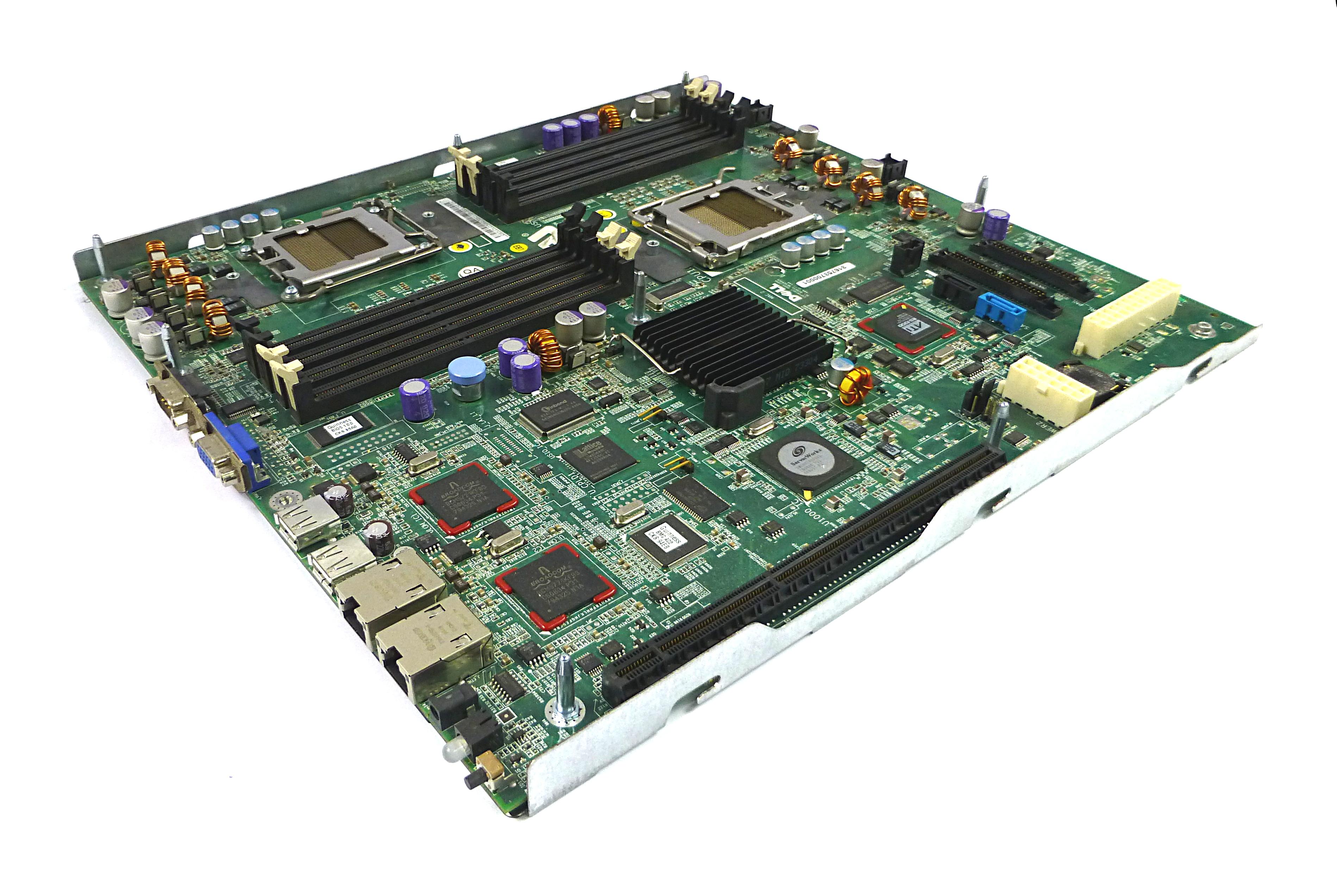 Dell YK962 Poweredge SC1435 Dual Socket F System Board