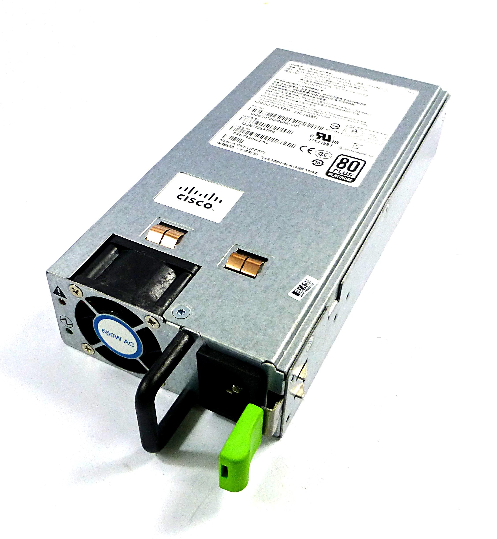 Cisco 341-0490-02 A0 UCS C220 M3 650W Power Supply