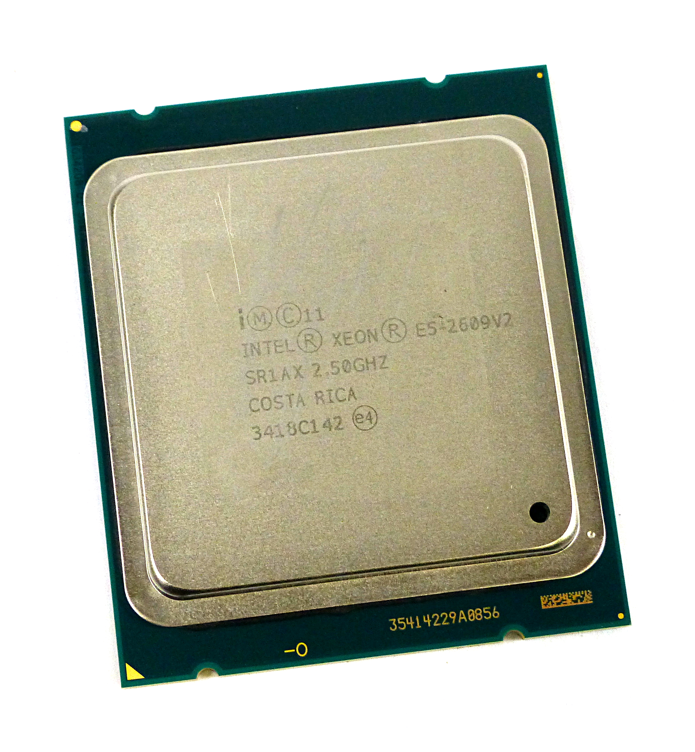 Intel Xeon E5-2609 v2 SR1AX Quad Core 2.5GHz 10MB Socket 2011 Ivy Bridge-EP CPU