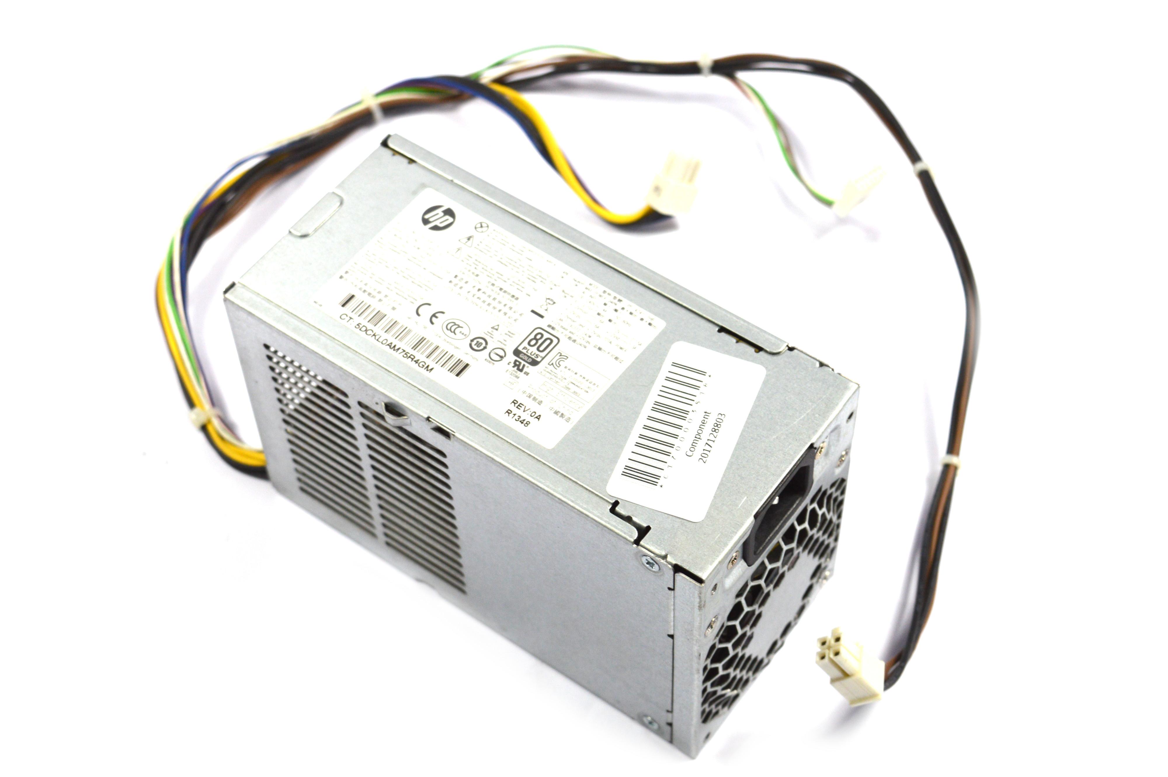 702308-001 HP 240W SFF 6-Pin Power Supply - LiteOn PS-4241-1HB - SPN:702456-001