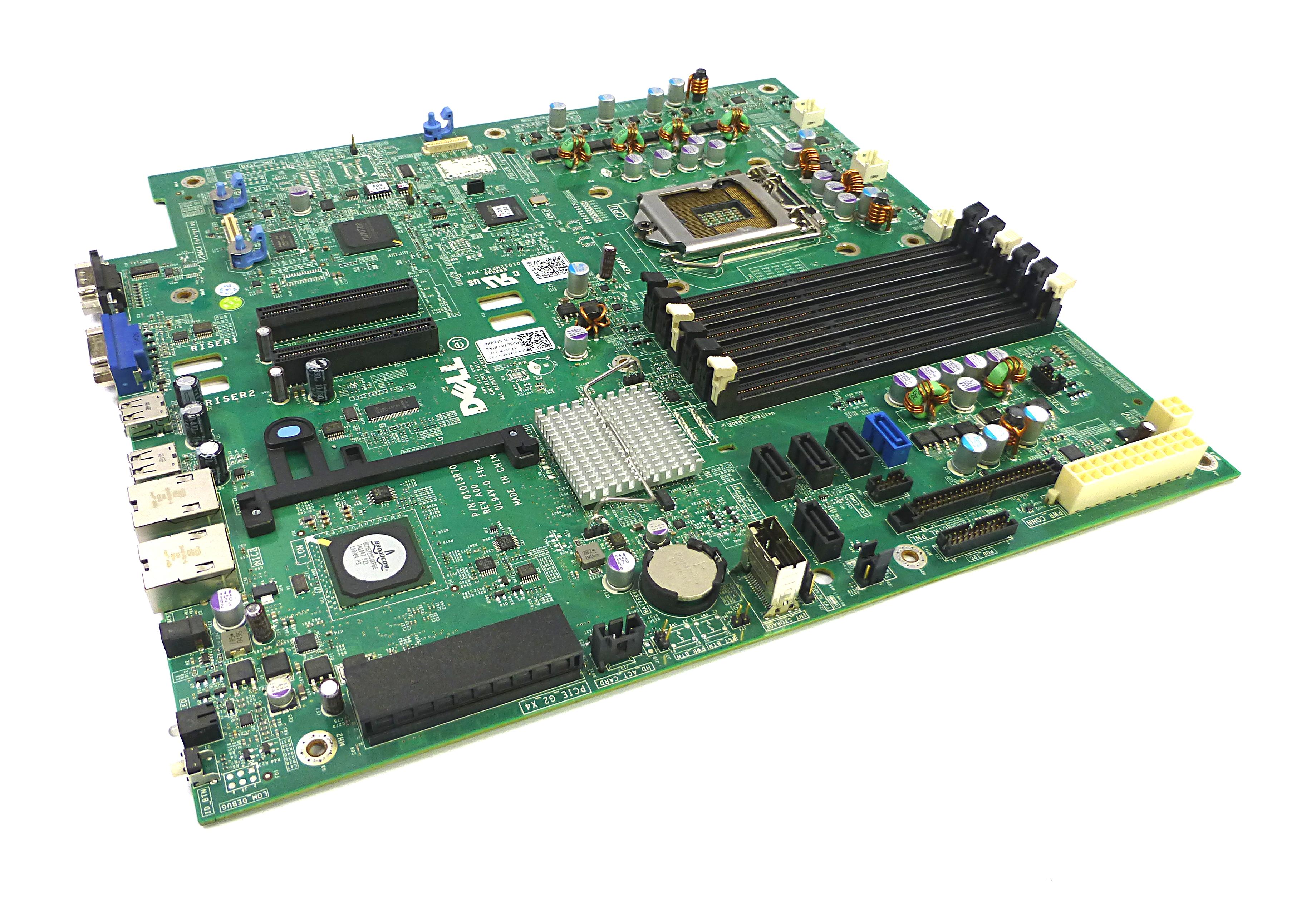 Dell 5XKKK PowerEdge R310 Socket LGA1156 System Board