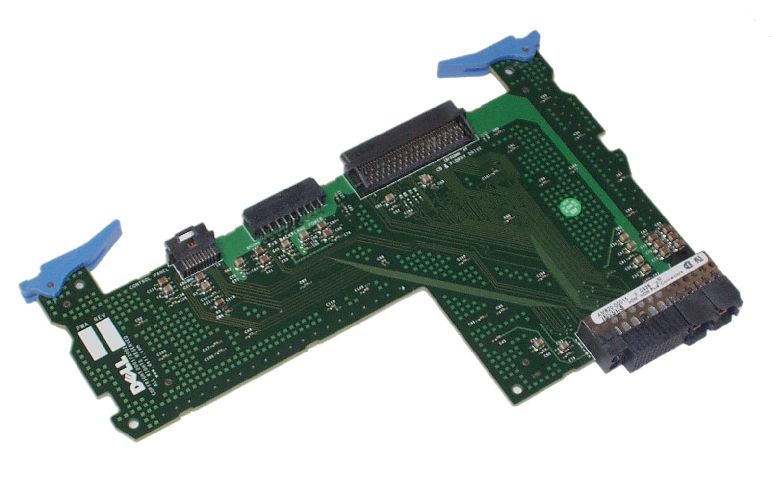 Dell D1721 PowerEdge 6650 Riser Board
