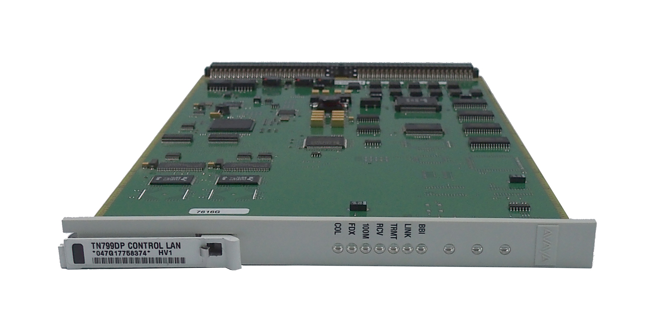 Avaya 700394612 TN799DP Control LAN(C-LAN) Interface Card For G650 Media Gateway