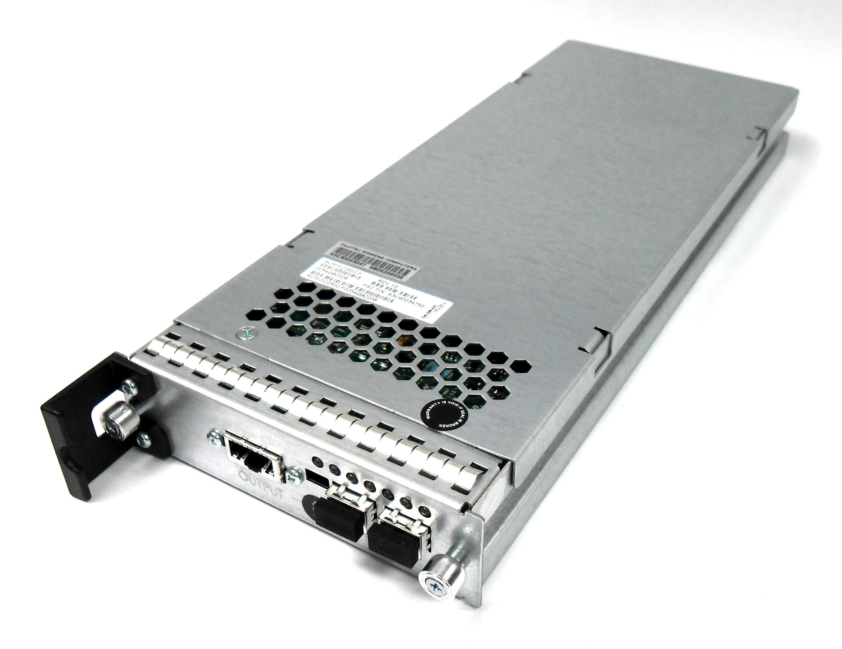 A3C40034750 Fujitsu Raid Controller FC 2Gbit/s FibreCAT S80 - PCA-00094-01-A