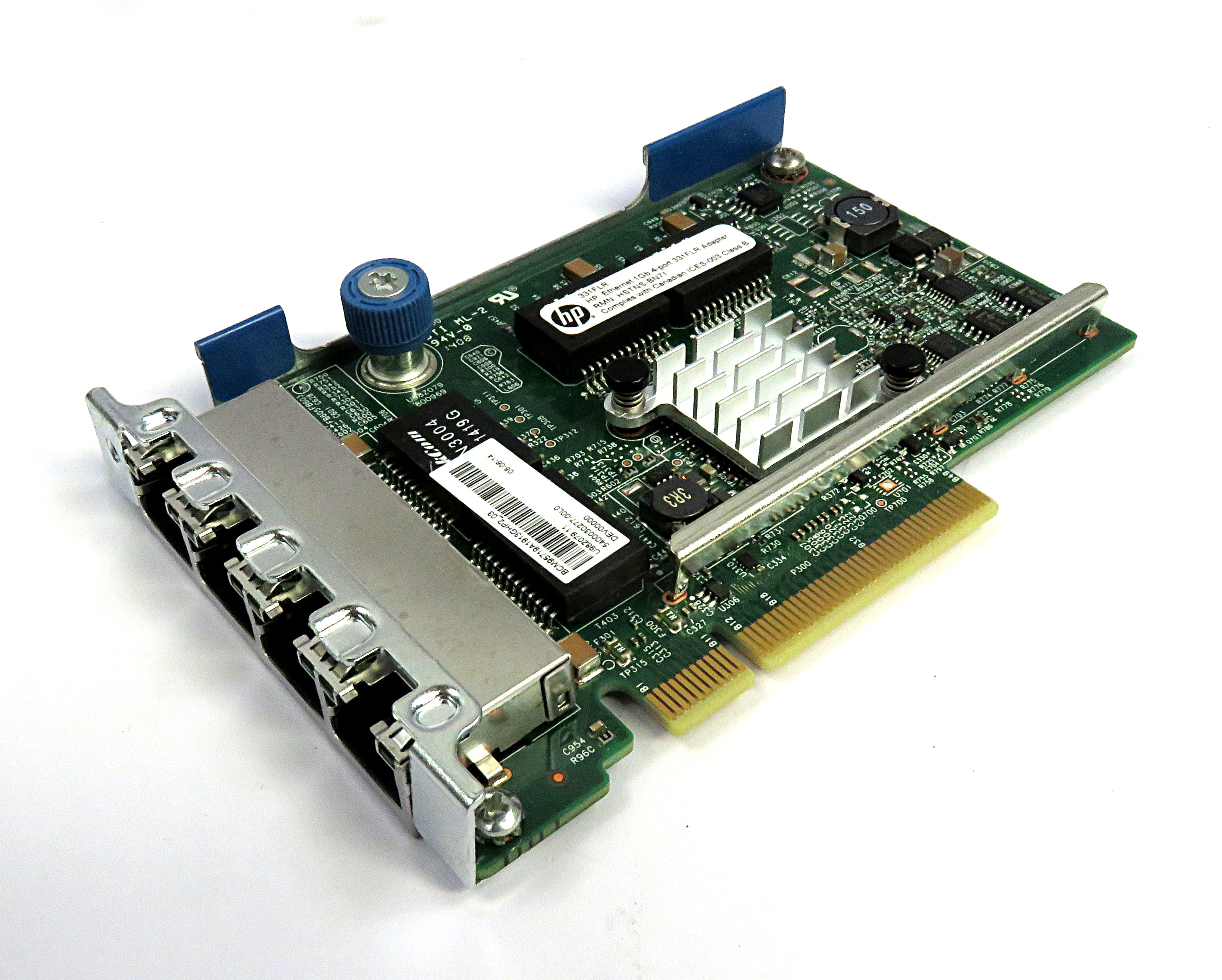 HP 789897-001 Ethernet 1Gb 4-Port 331FLR Adapter 629133-002
