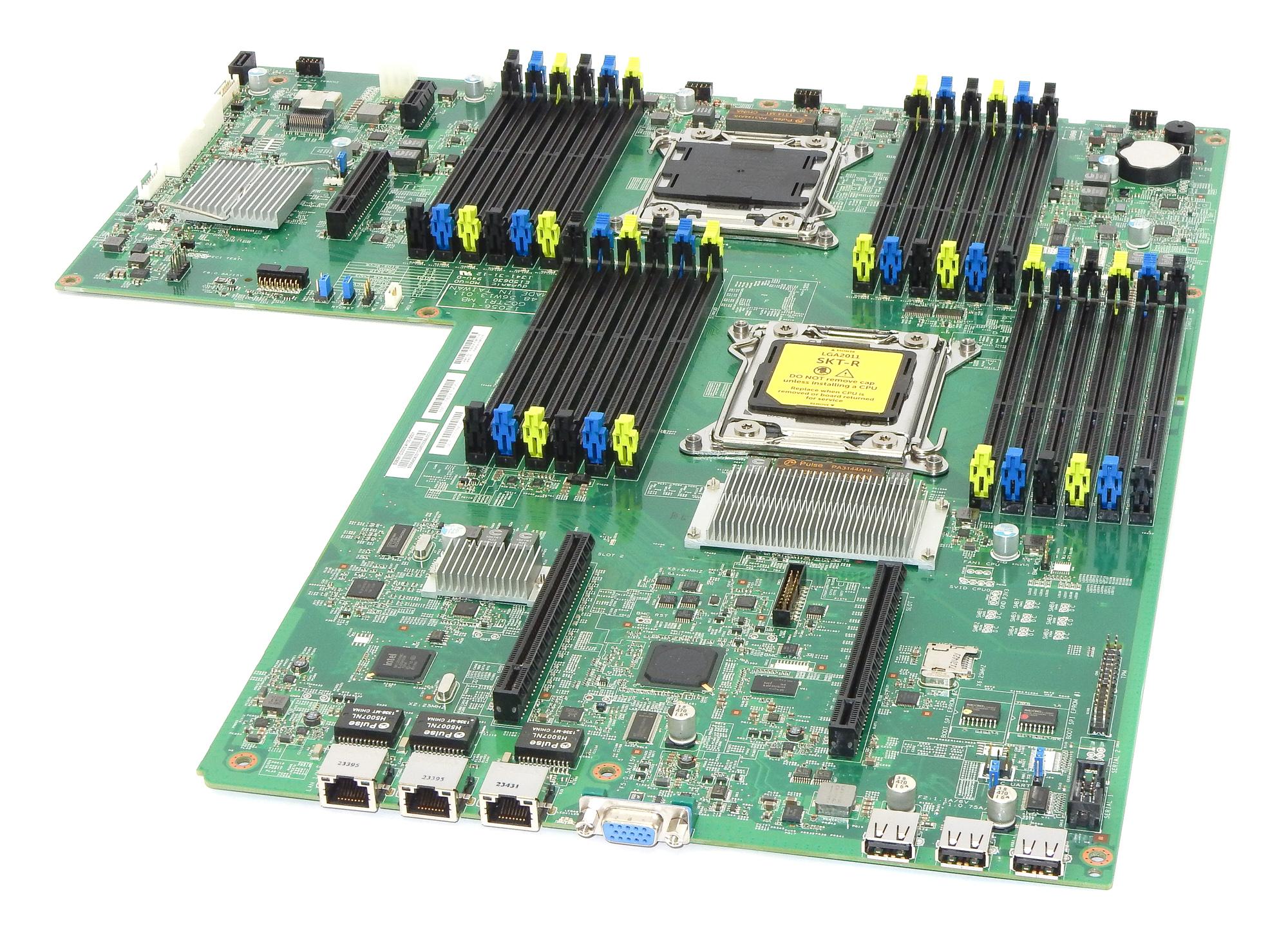 Fujitsu S26361-D3302-A100 Dual Socket 2011 Mainboard f/ Primergy RX200 S8