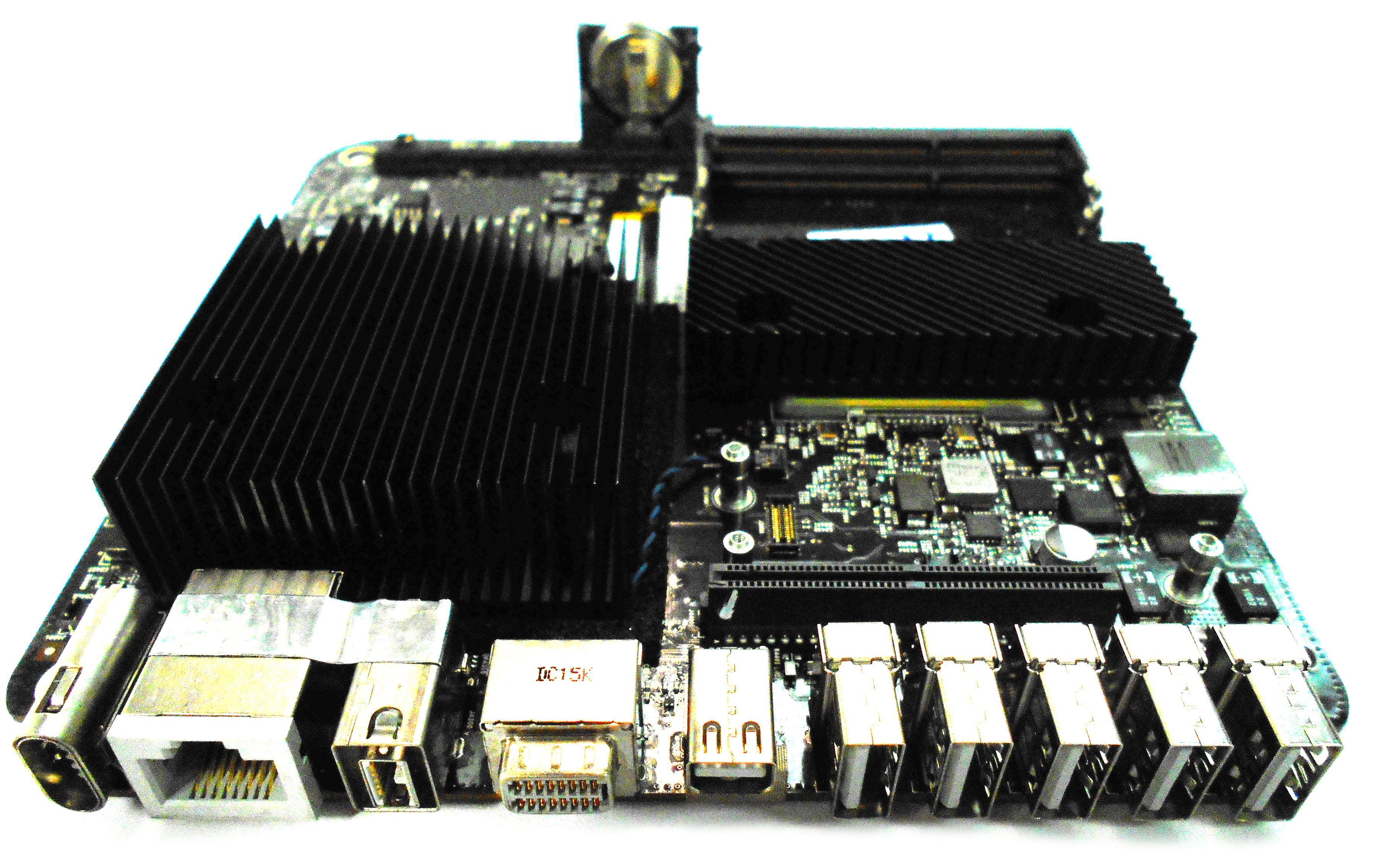 639-0188 EEE:A04 Apple 2.53GHz Logic Board /f Mac Mini A1283 EMC:2336 Late2009