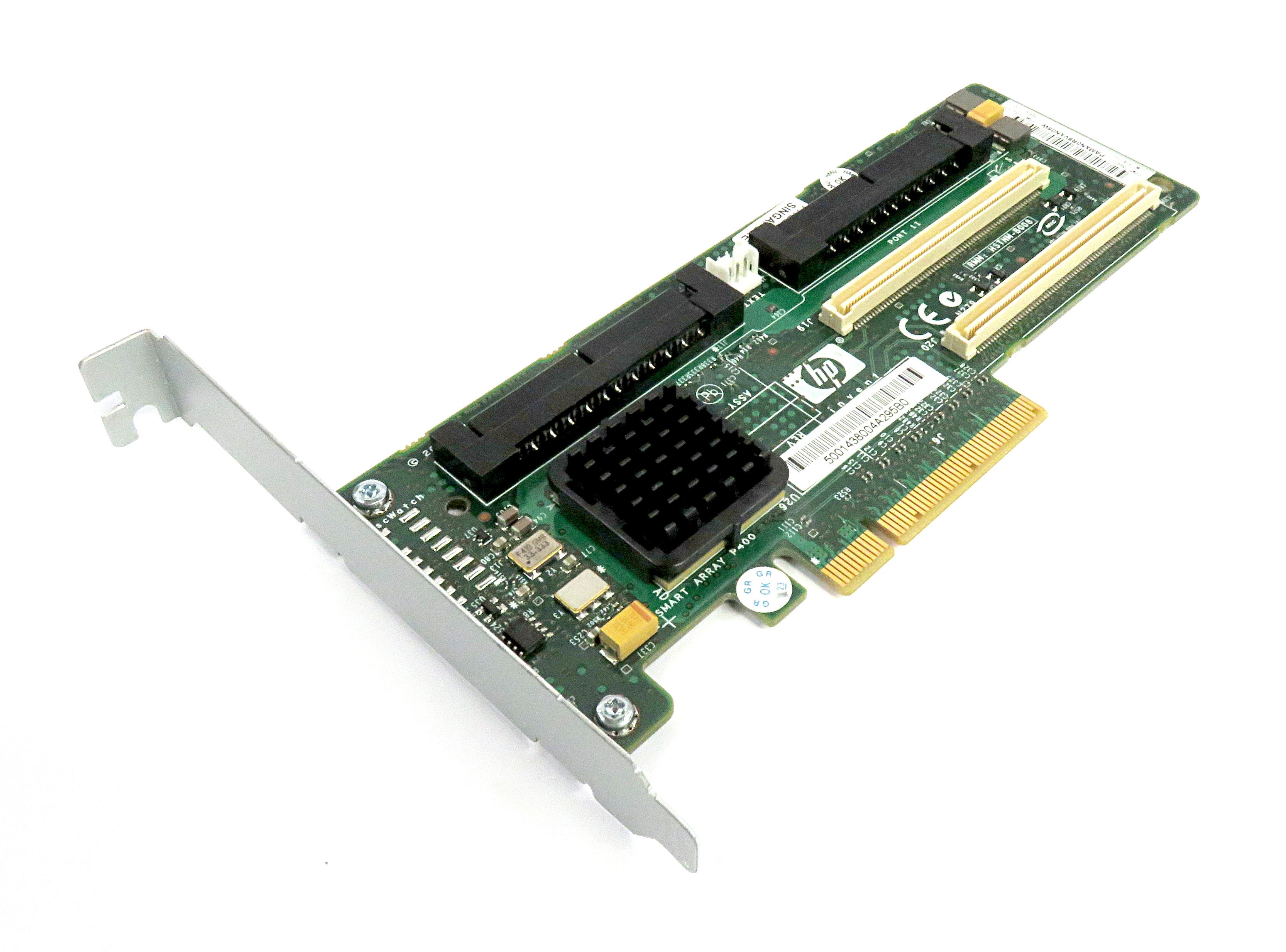 HP 507694-001 PCIe SAS Raid Controller Card 013159-005 Bare Card