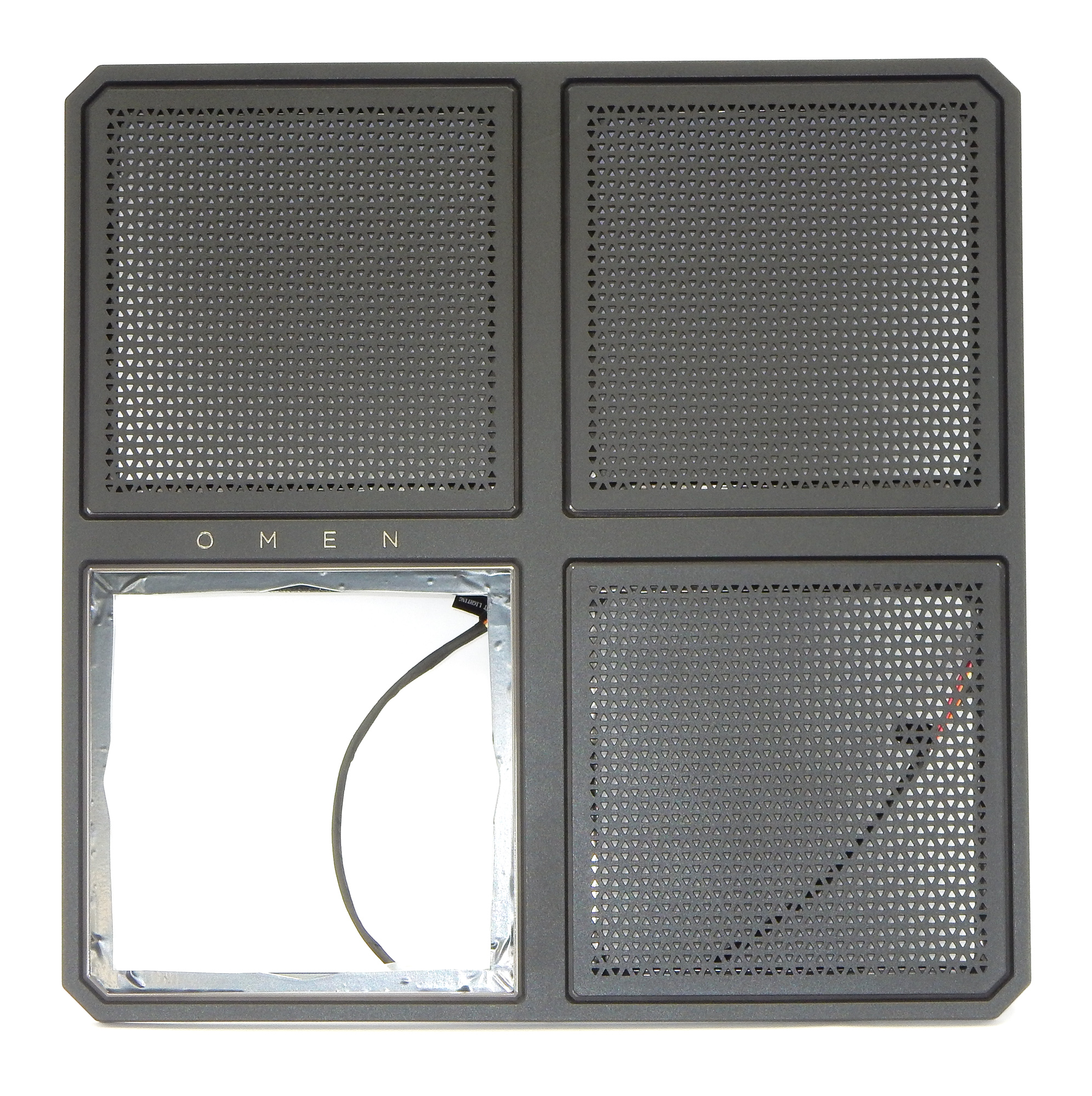 HP 905883-002 Omen X 900 Case Front Panel With Lighting