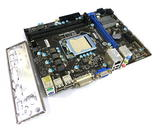 MS-7788 MSI H61M-P31/W8 Intel H61 Socket 1155 DDR3 OC Motherboard
