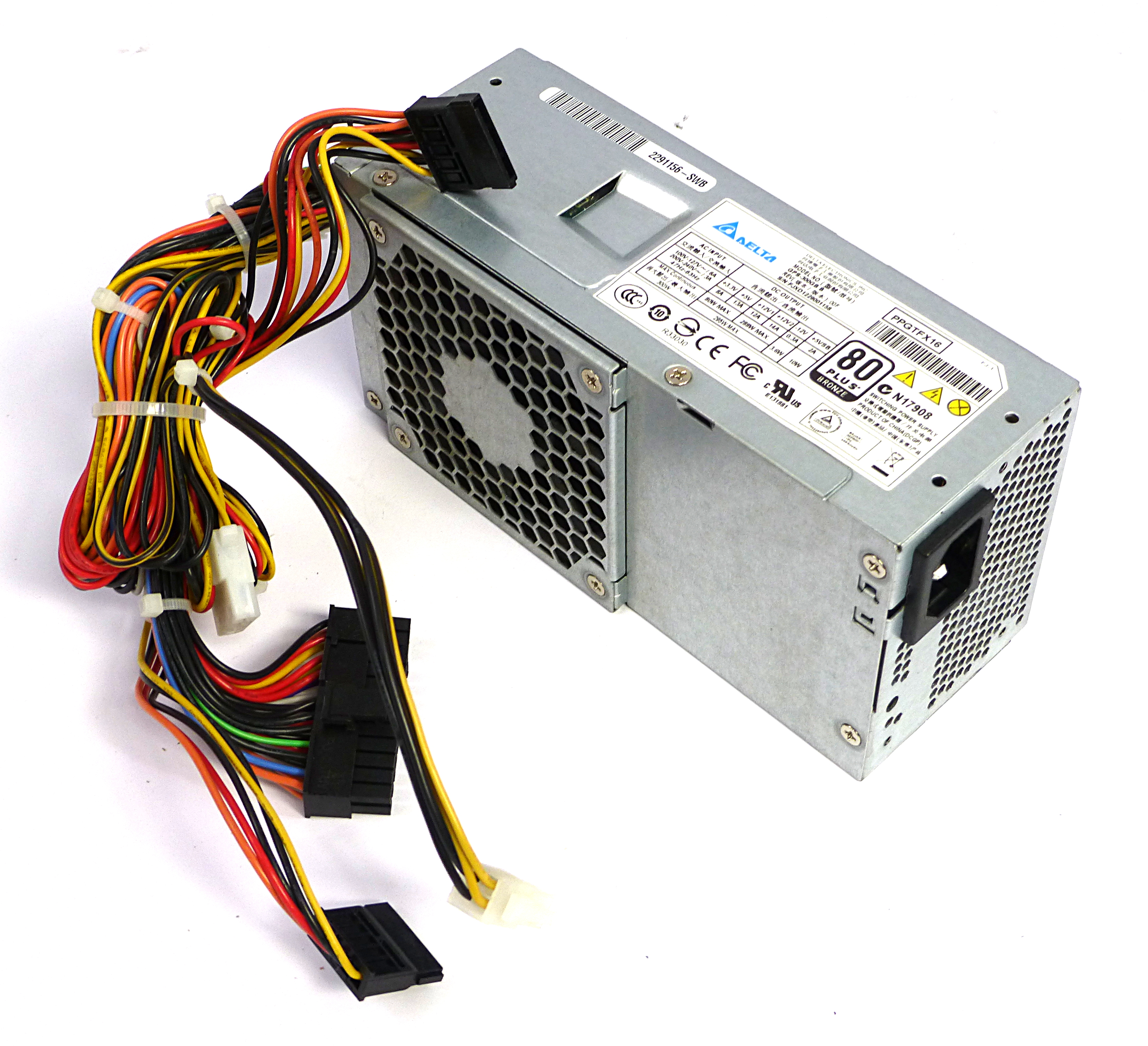Delta GPS-300GB B 300W 20/24-Pin TFX Power Supply