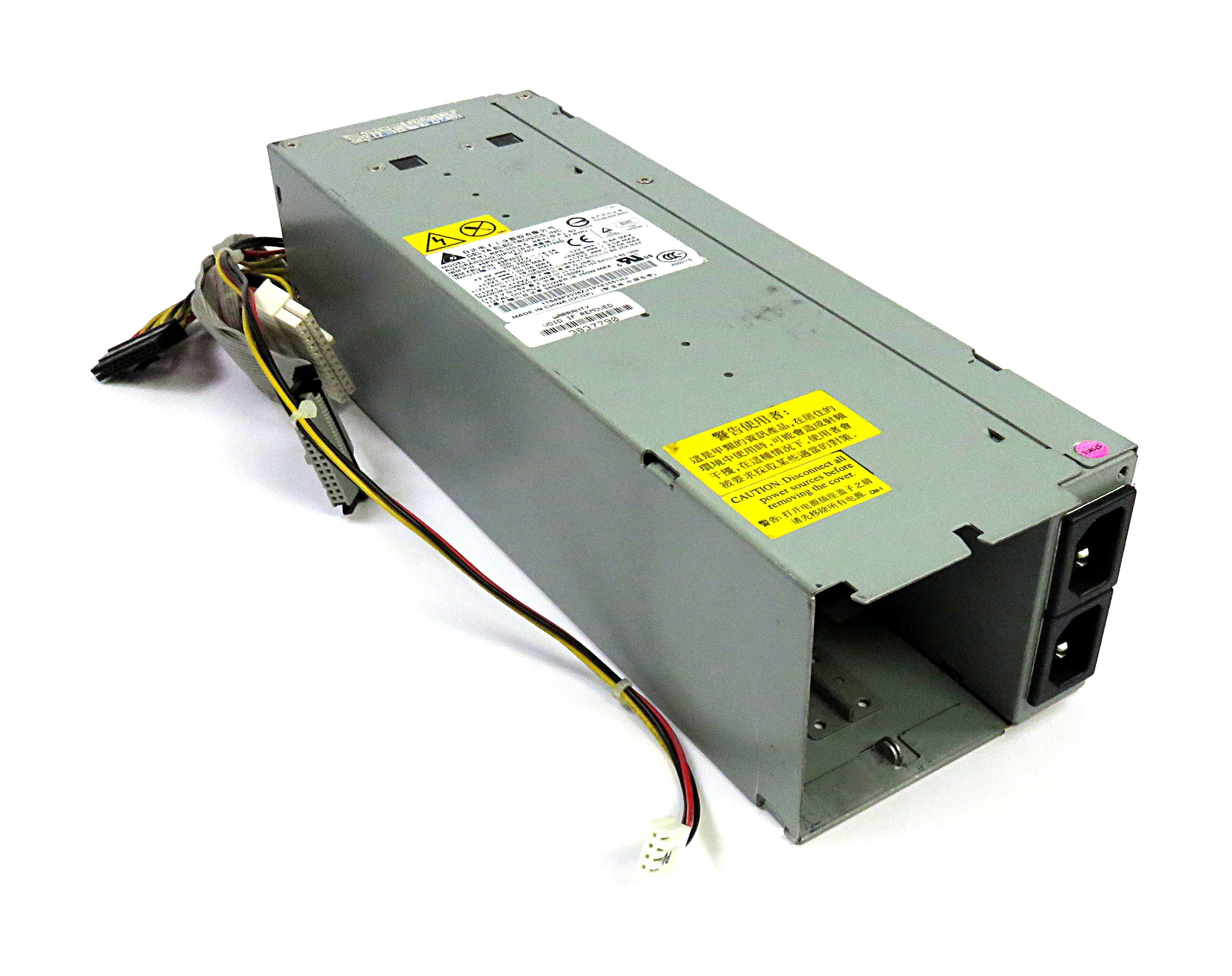 Ibm 49p2036 Dual Power Supply Cage 49p2037 F Xseries X345 Delta Rps 350