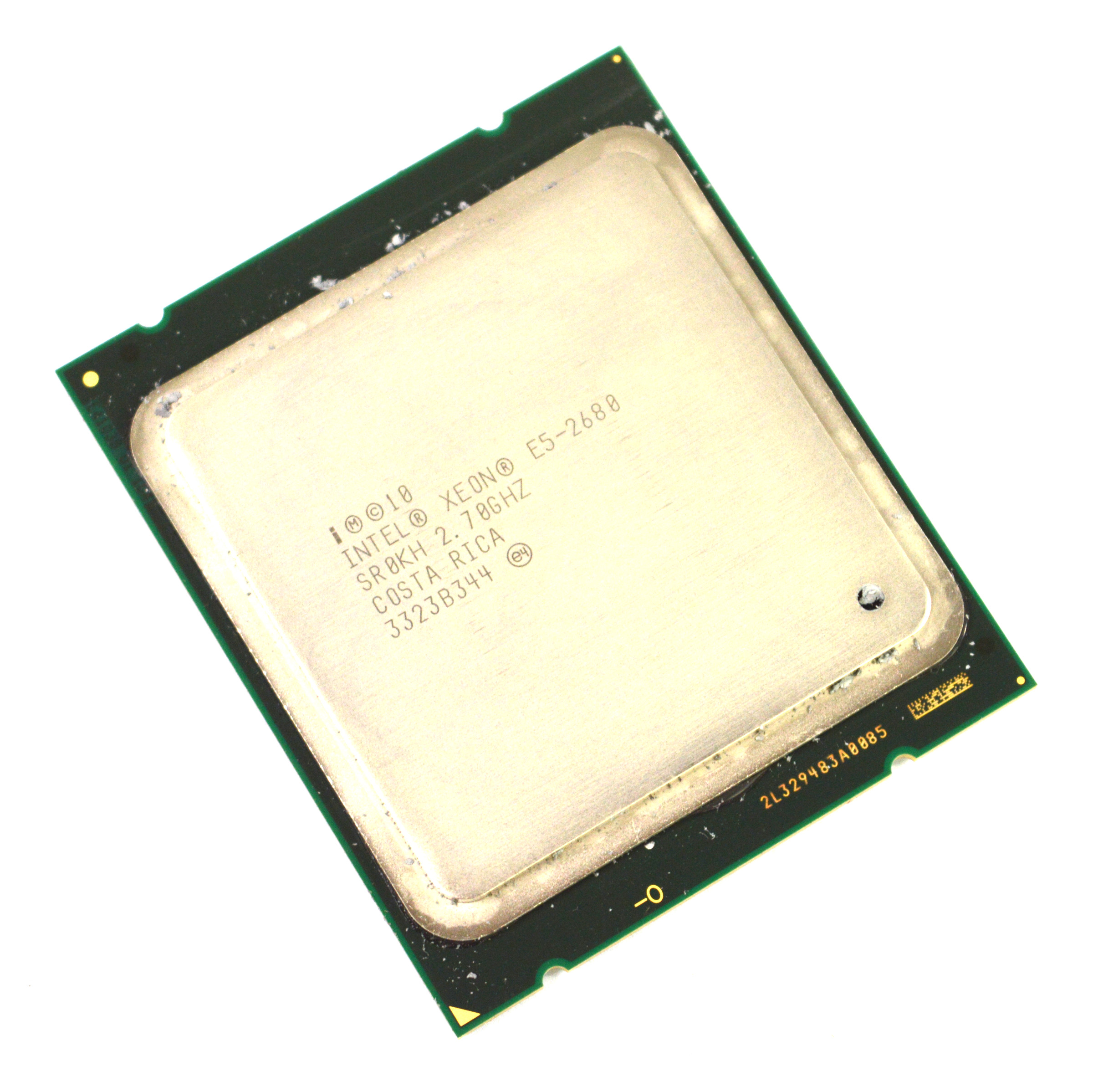 SR0KH Intel Xeon E5-2680 2.70GHz 8 Core LGA2011 CPU Processor