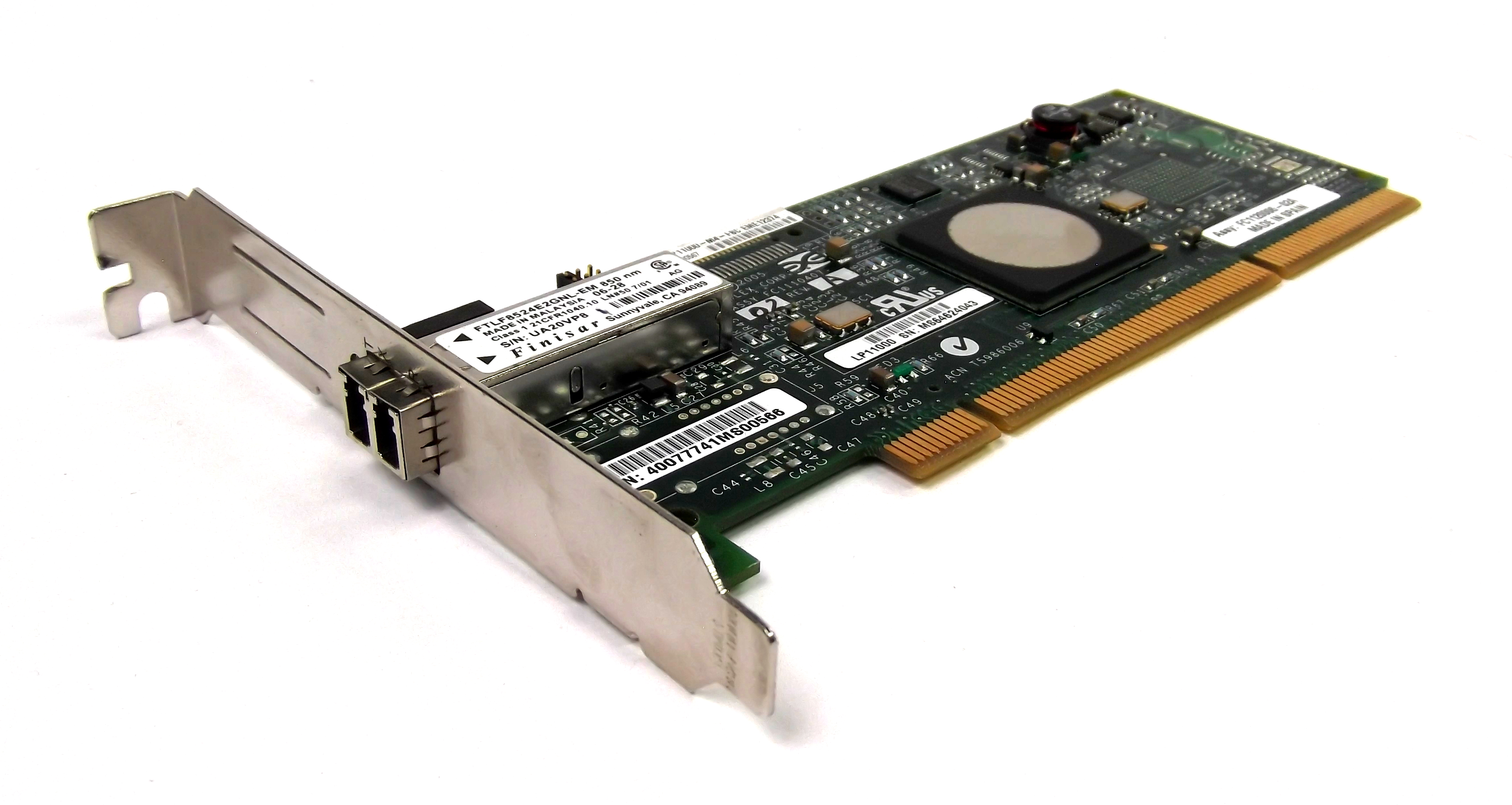 EMULEX LP11000-E DRIVER FOR MAC