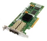 LSI L3-25077-00G LSI7204EP  Dual Fibre Channel Controller Card Low Profile