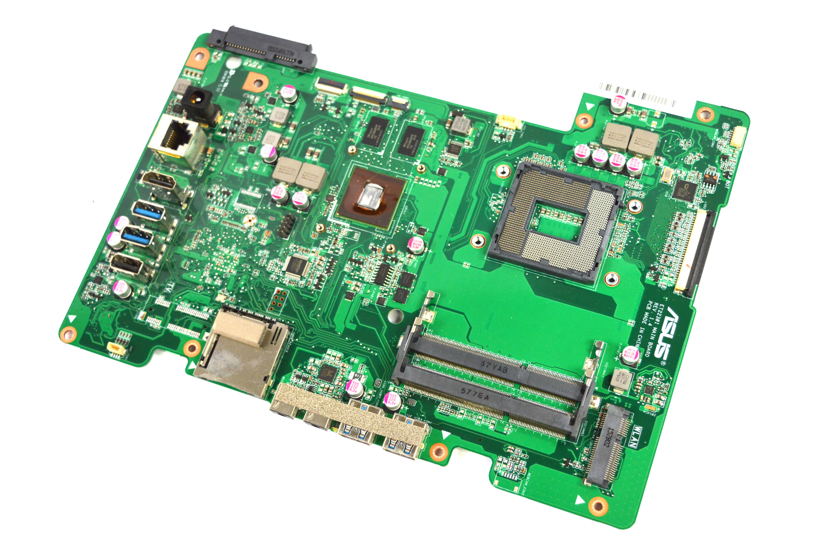 60PT00W0-MB4B05 Asus Main Board Rev:1.4 /f Asus All-in-One Model:ET2230I AiO PC