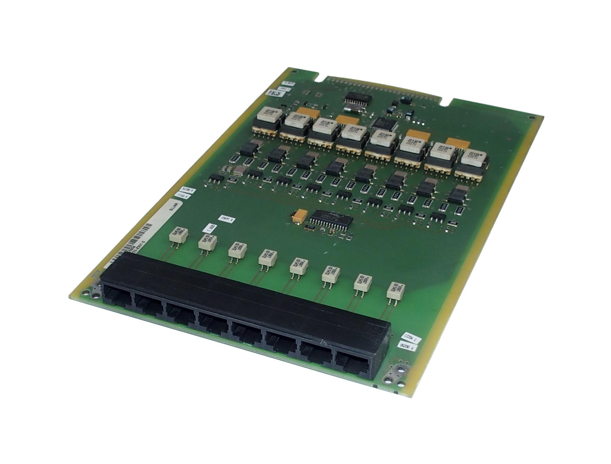 Siemens S30817-Q922-Z301-3 SLU8R Digital Subscriber Line Internal Card