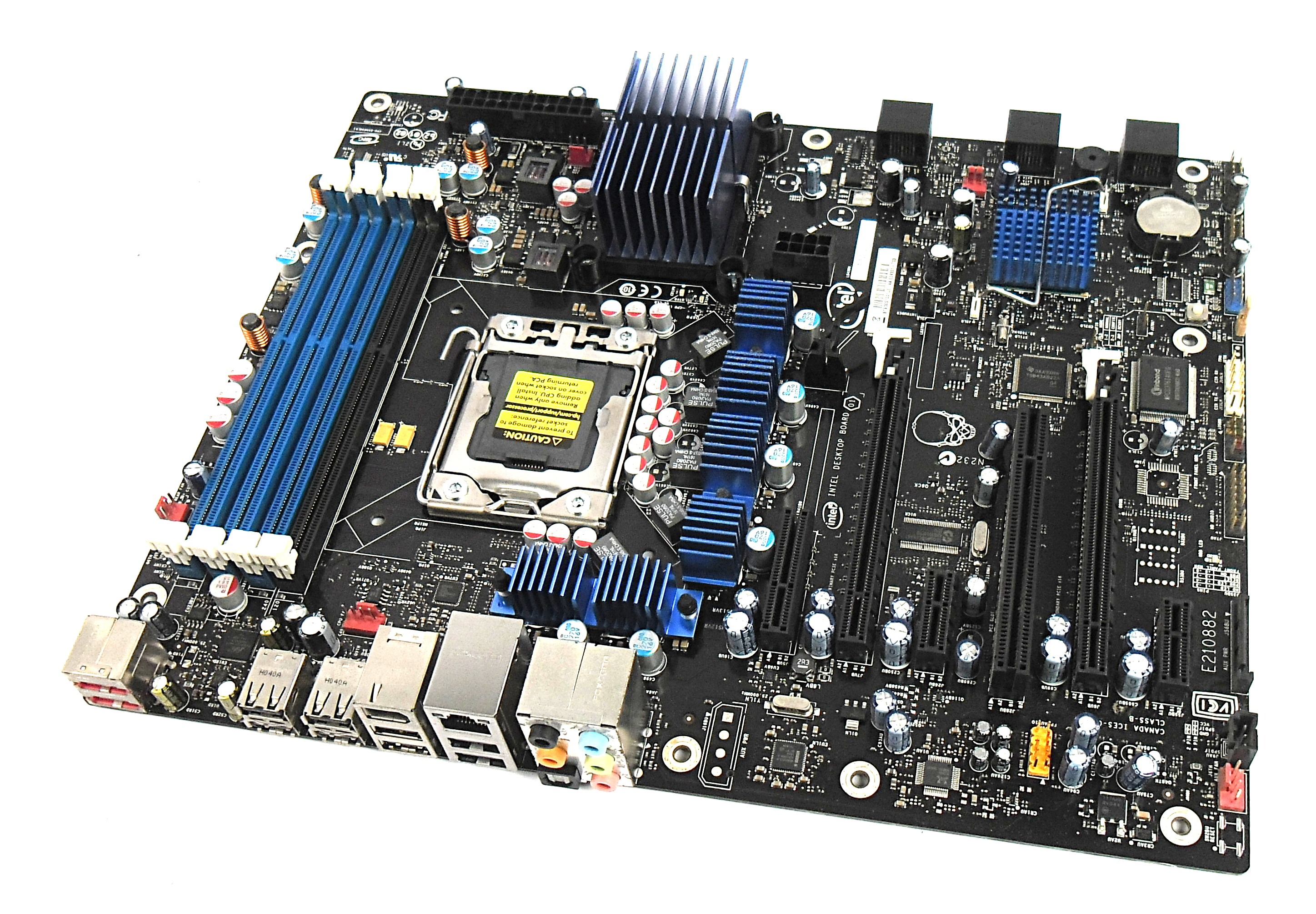Intel DX58SO Socket LGA1366 ATX Motherboard