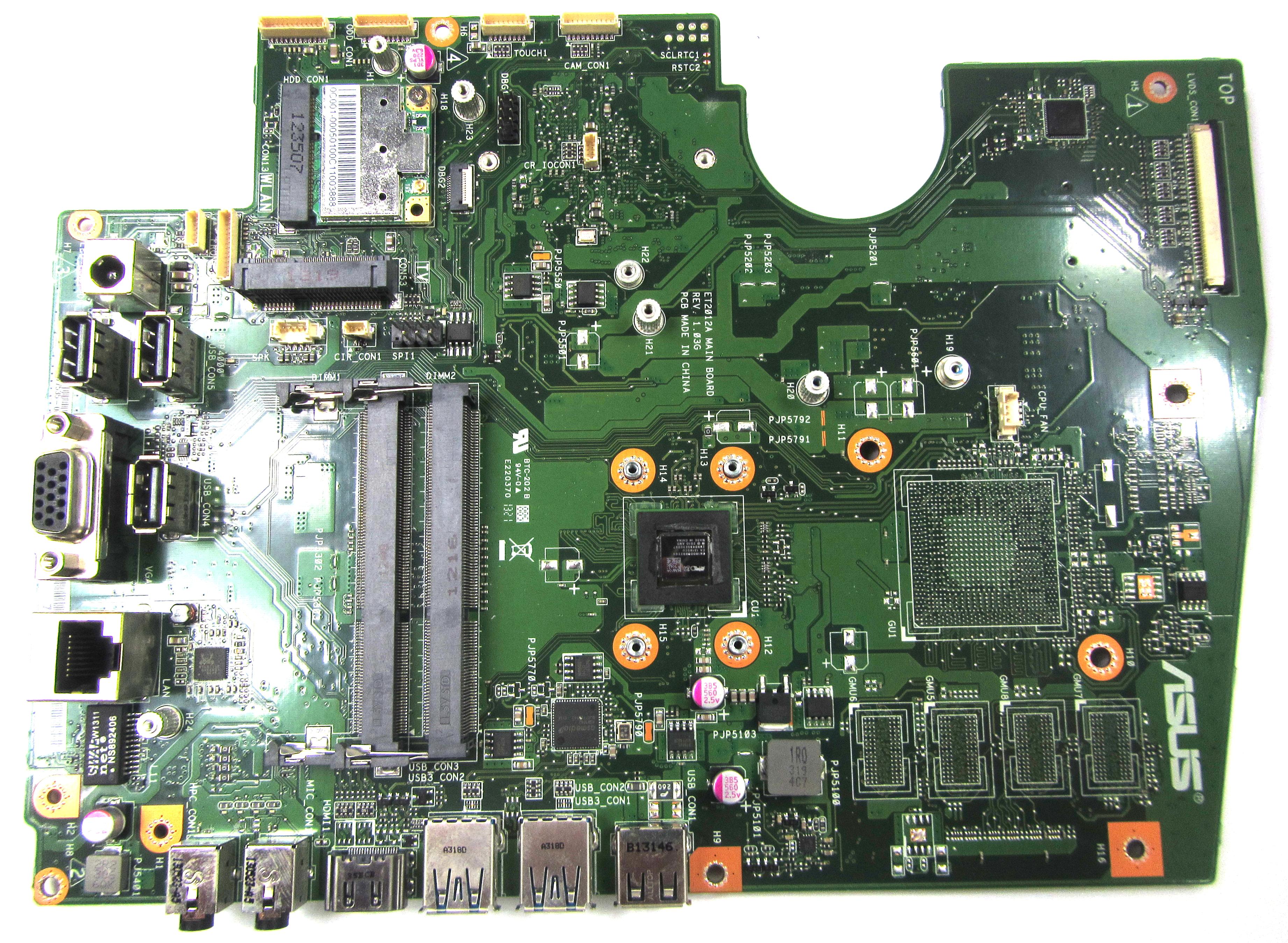 Asus ET2012A Driver PC