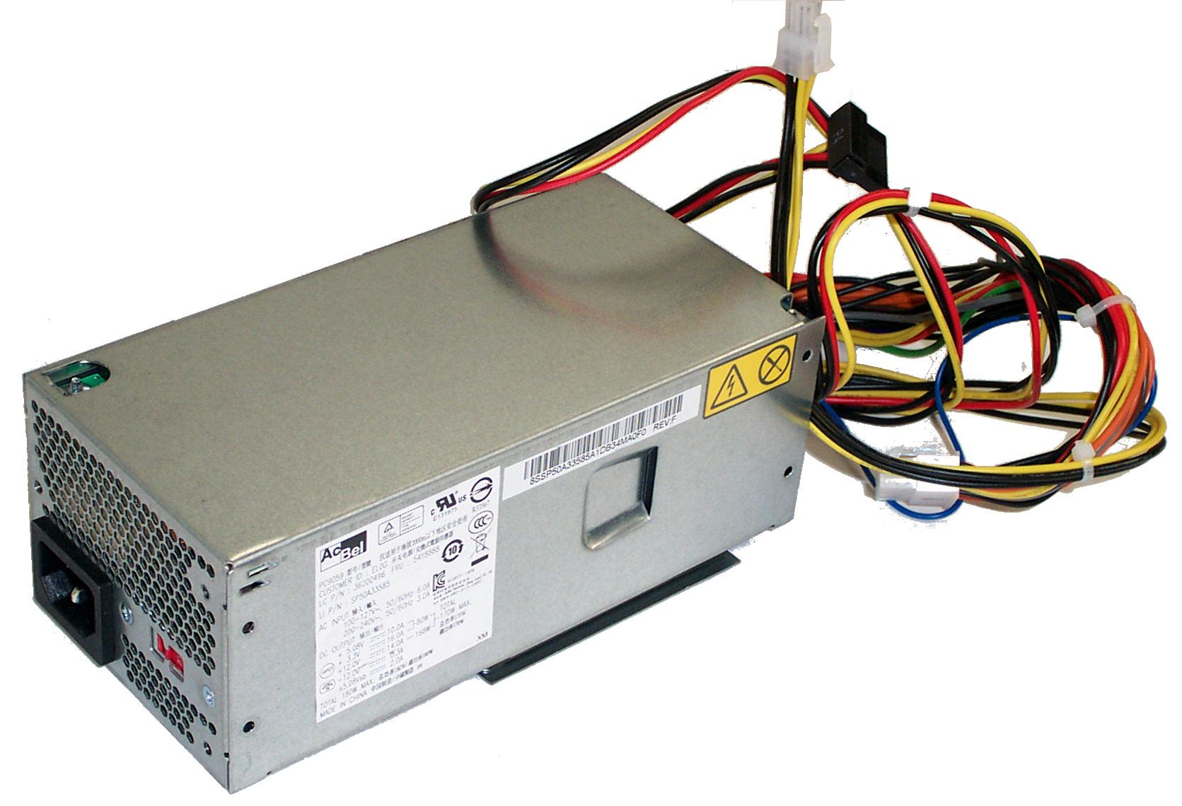 Lenovo 54Y8888 PC9059 180W 24-Pin Power Supply For ThinCentre A70 E73 Desktop PC