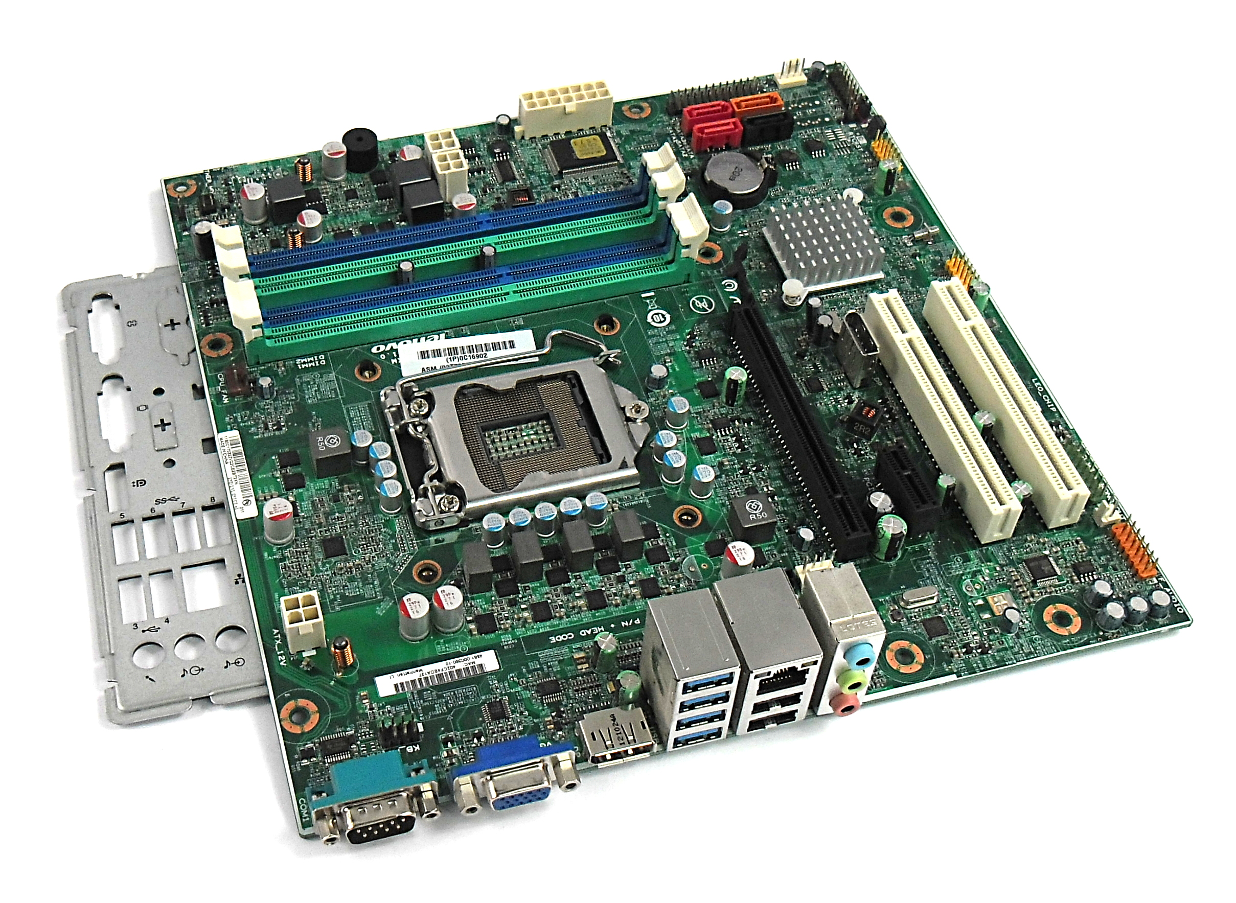 Details about Lenovo 03T7083 ThinkCentre M92p Intel LGA1155 USB 3 0  Motherboard IS7XM REV:1 0