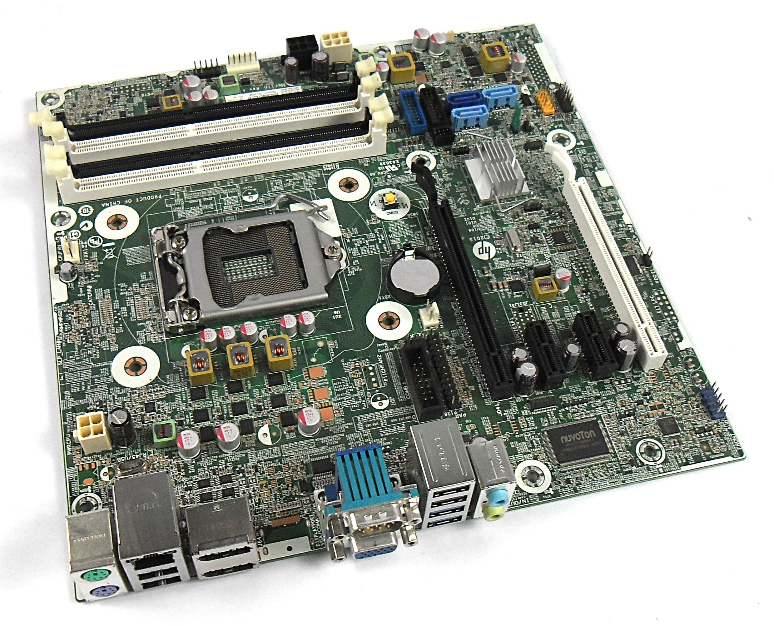 HP 737728-001 EliteDesk 800 G1 SFF Motherboard