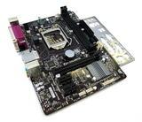 Gigabyte GA-H81M-DS LGA 1150 MicroATX Motherboard