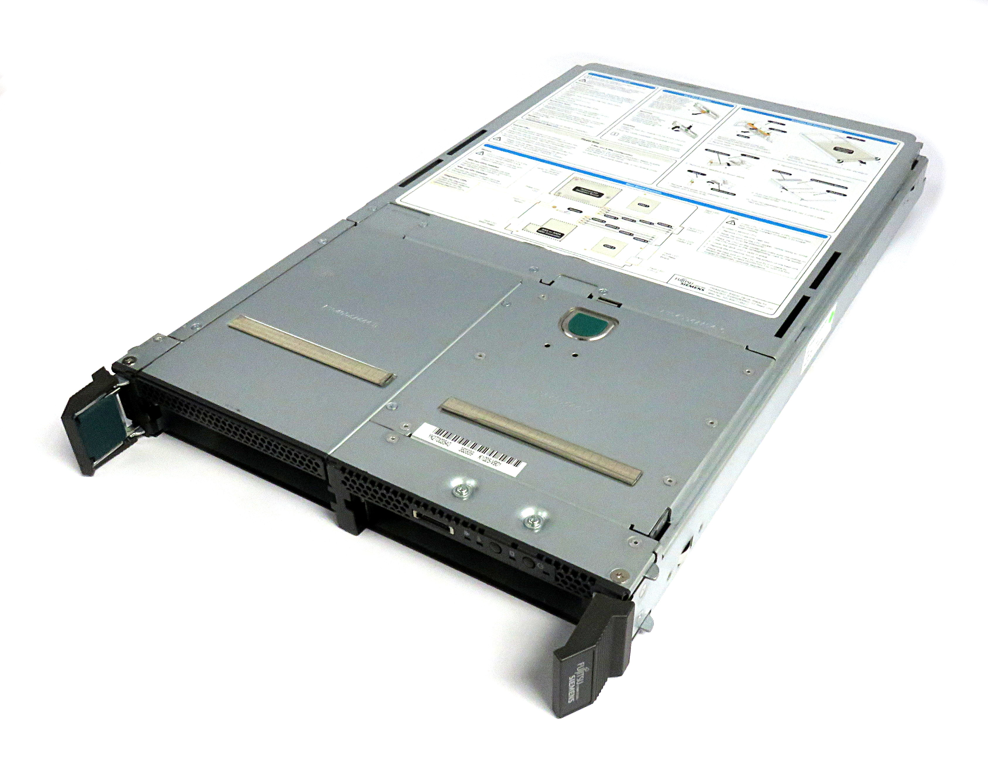 Fujitsu Siemens S26361-K1025-V901 Primergy BX630 Server Blade