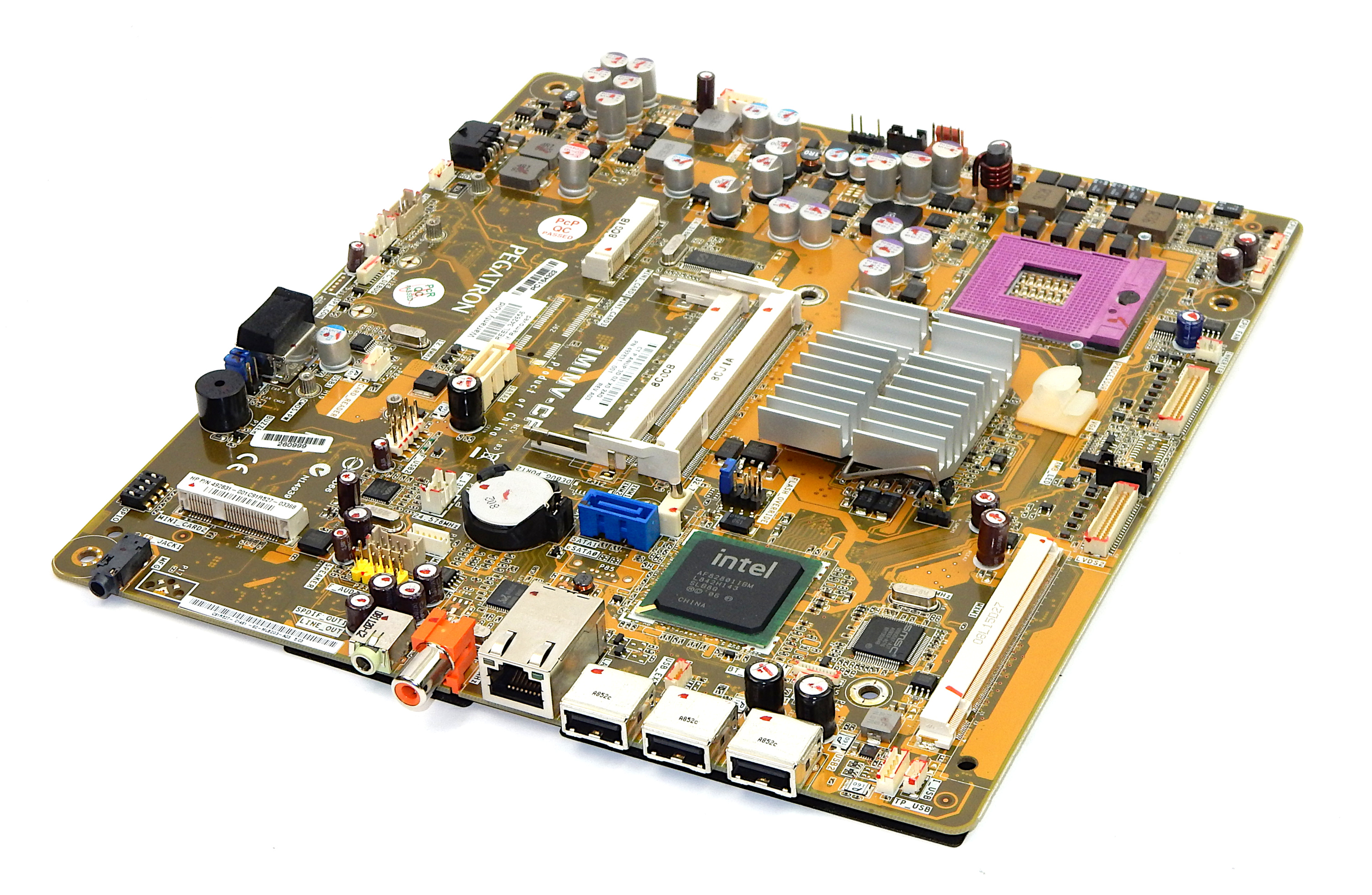 HP 492831-001 Touchsmart IQ500/800 AiO Motherboard IMIMV-CF