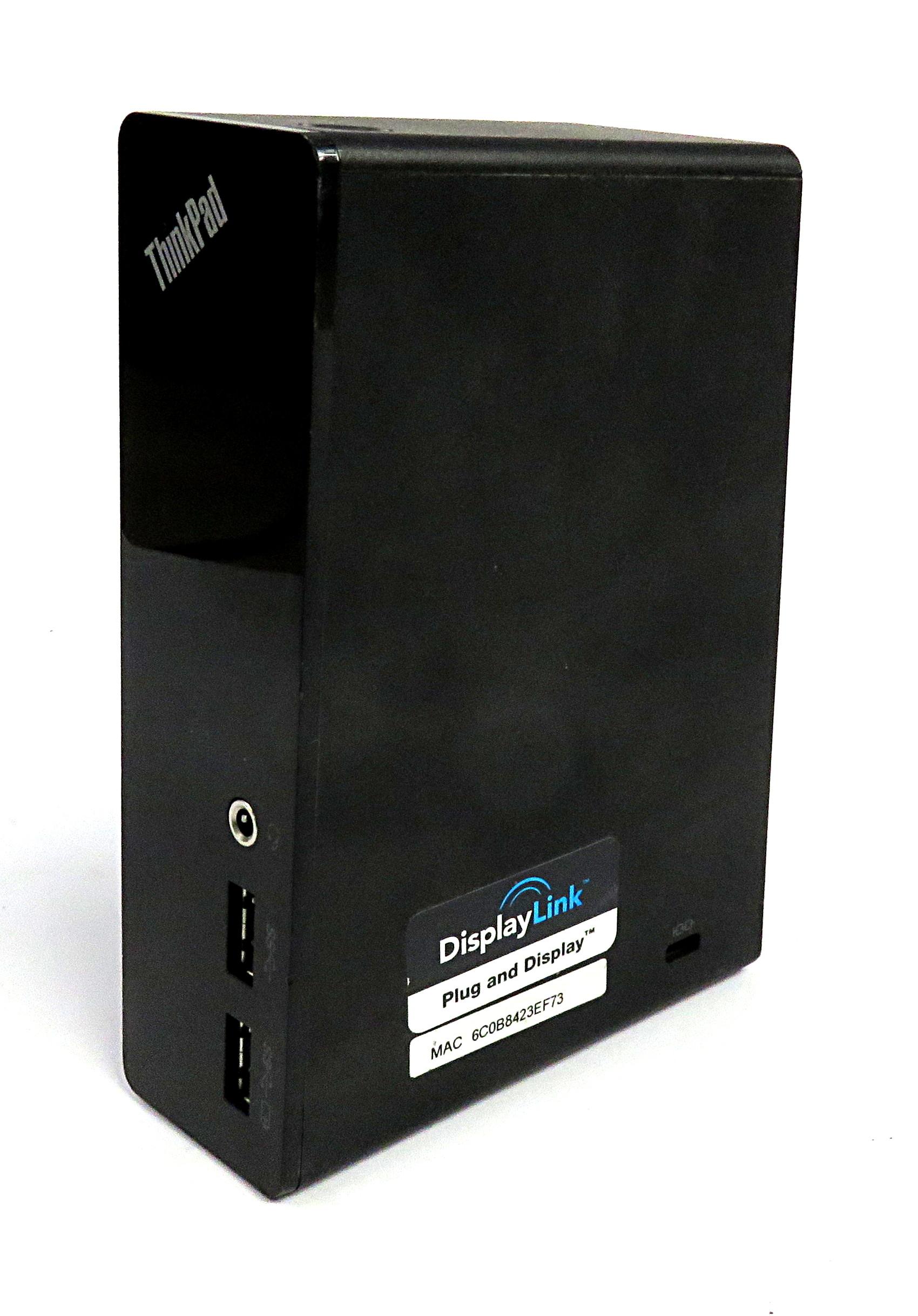 Lenovo 03X6285 ThinkPad Basic USB 3.0 Dock DL3700-ESS - Dock Only