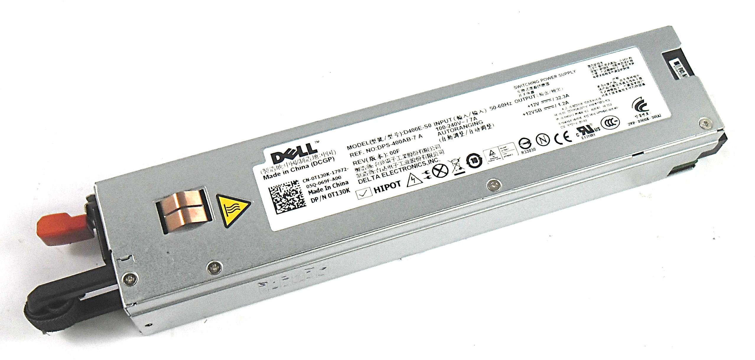 Dell T130K PowerEdge R310 Power Supply