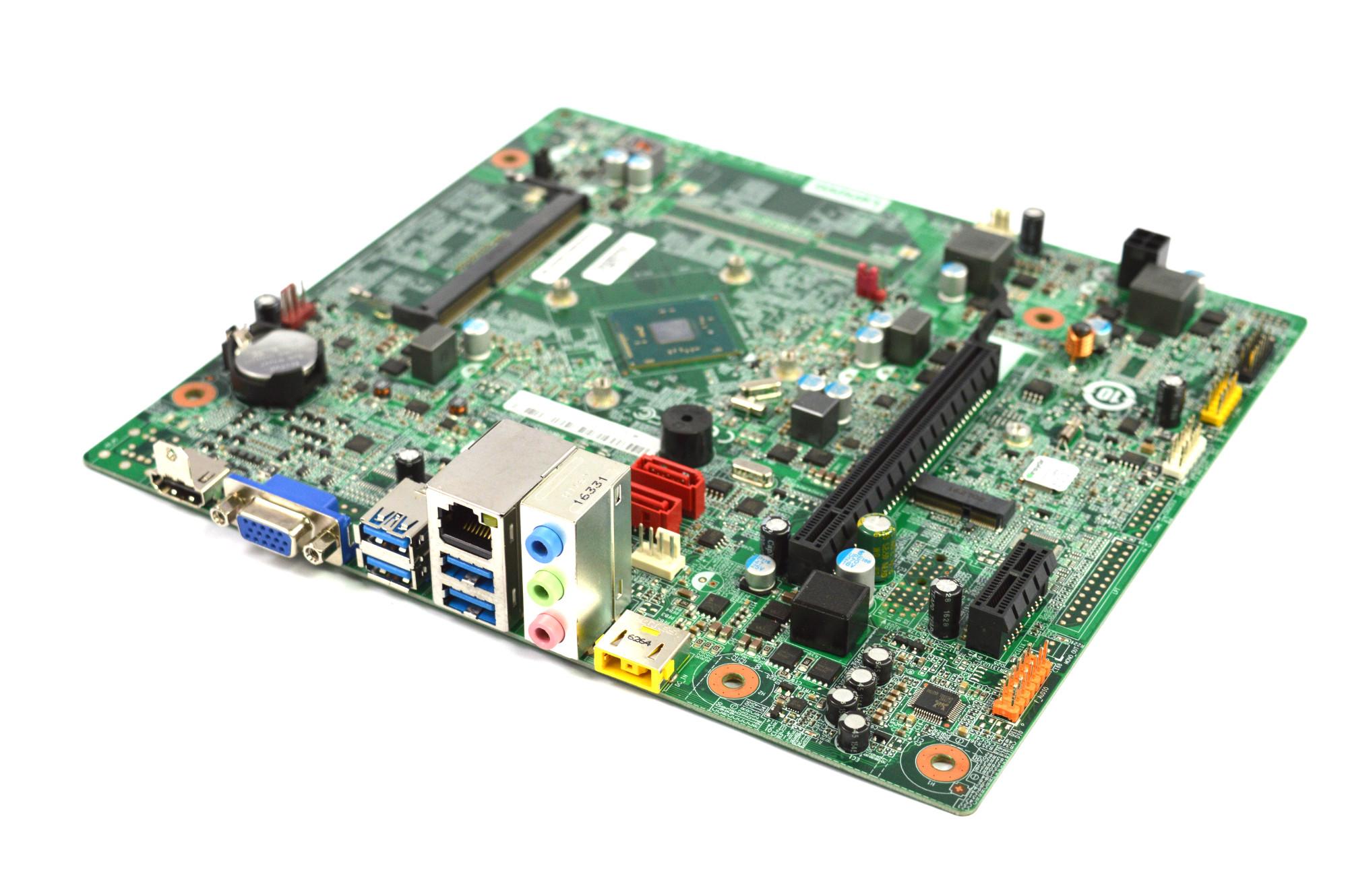01AJ066 Lenovo Motherboard /w Intel Celeron 1.6GHz N3050 CPU /f Ideacentre 300S