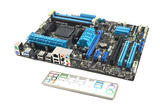Asus M5A97 R2.0 Rev:1.0 AMD Socket AM3+ FX Support Motherboard