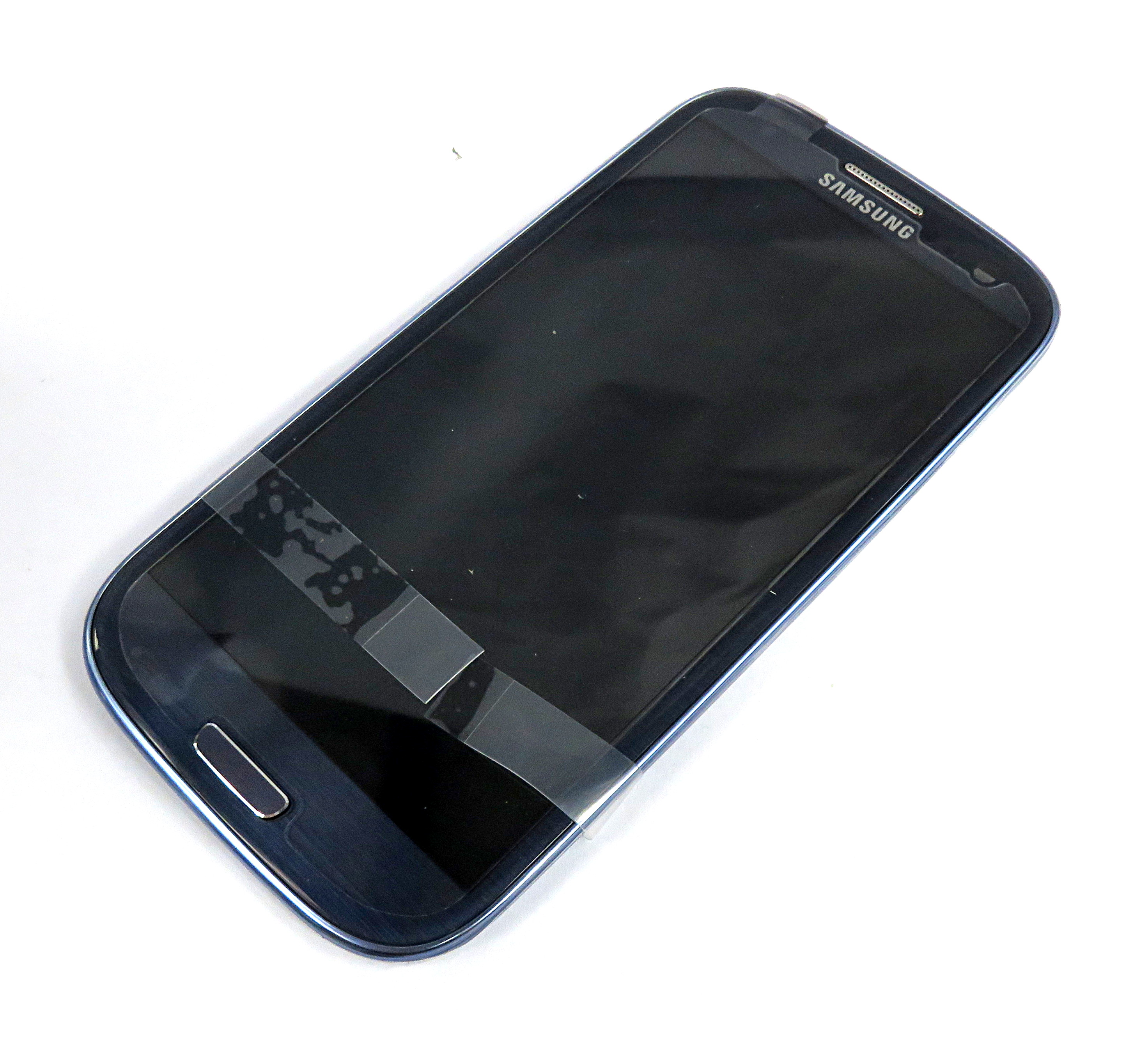 GH97-15472A Samsung Galaxy S3 Neo I9301I LCD, Touchpanel & Digitizer Assy., Blue