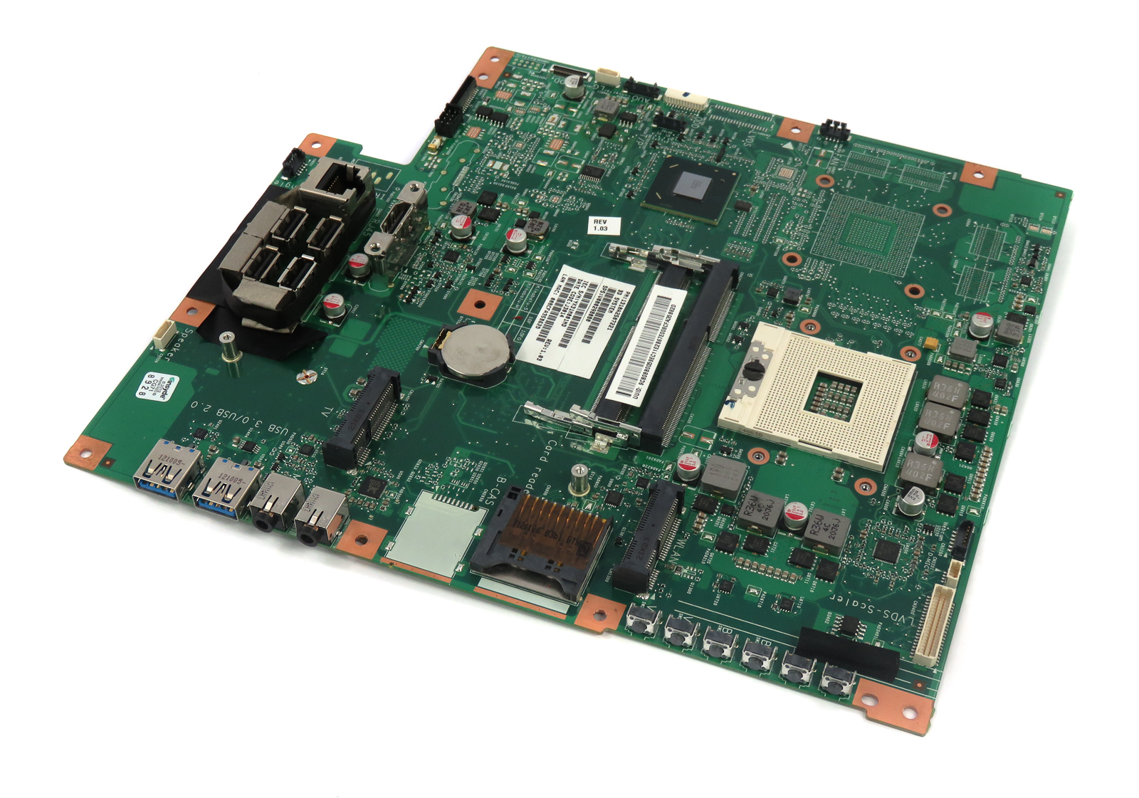 Toshiba LX830-11D System Motherboard - P/N 1310A2507221 - SPS: V000298080