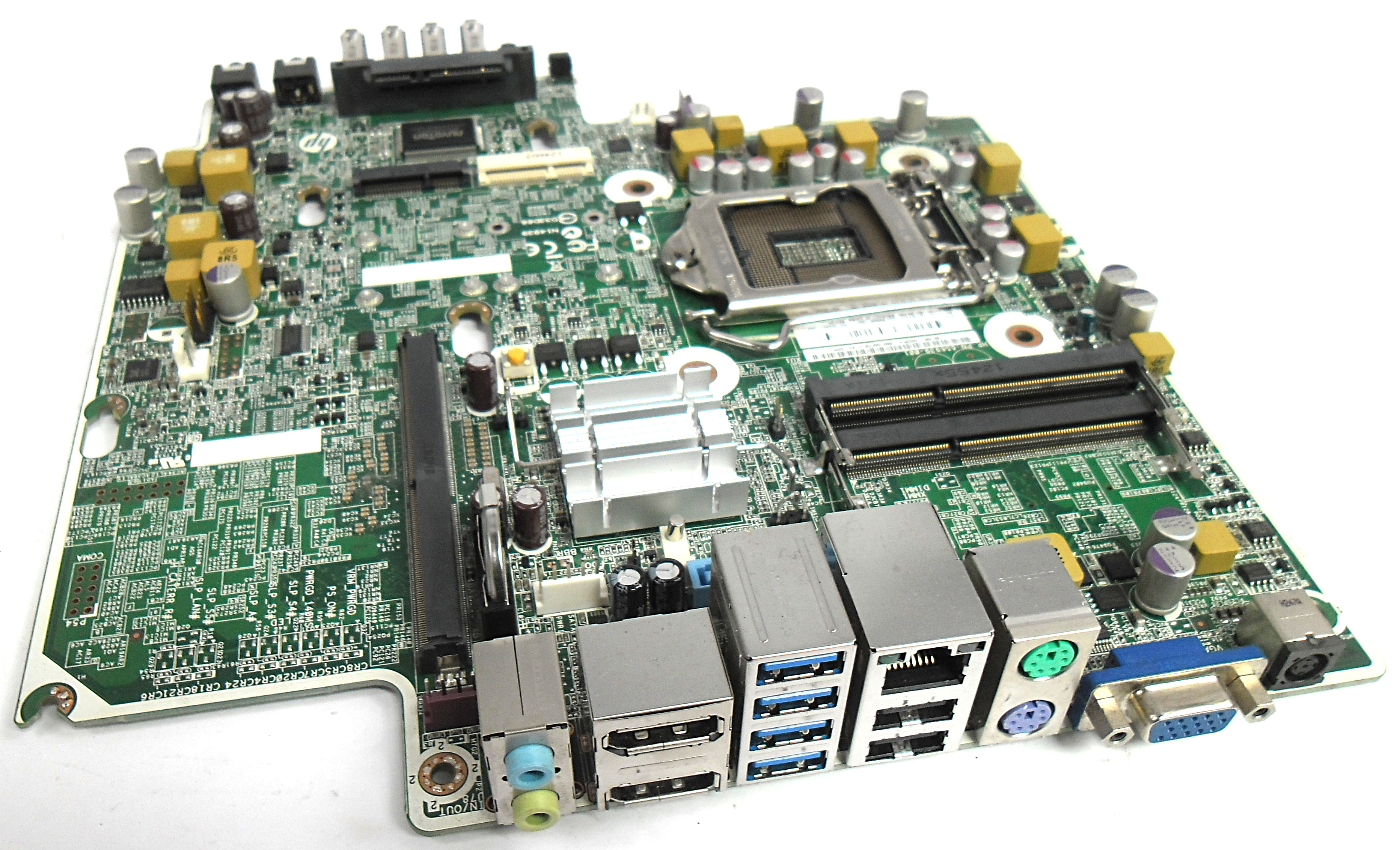 HP 656939-001 Socket LGA 1155 Motherboard FORD REV:B SP 711787-001