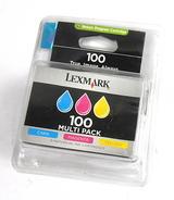 Lexmark 14N0849B Ink Cartridge - Cyan/Magenta/Yellow
