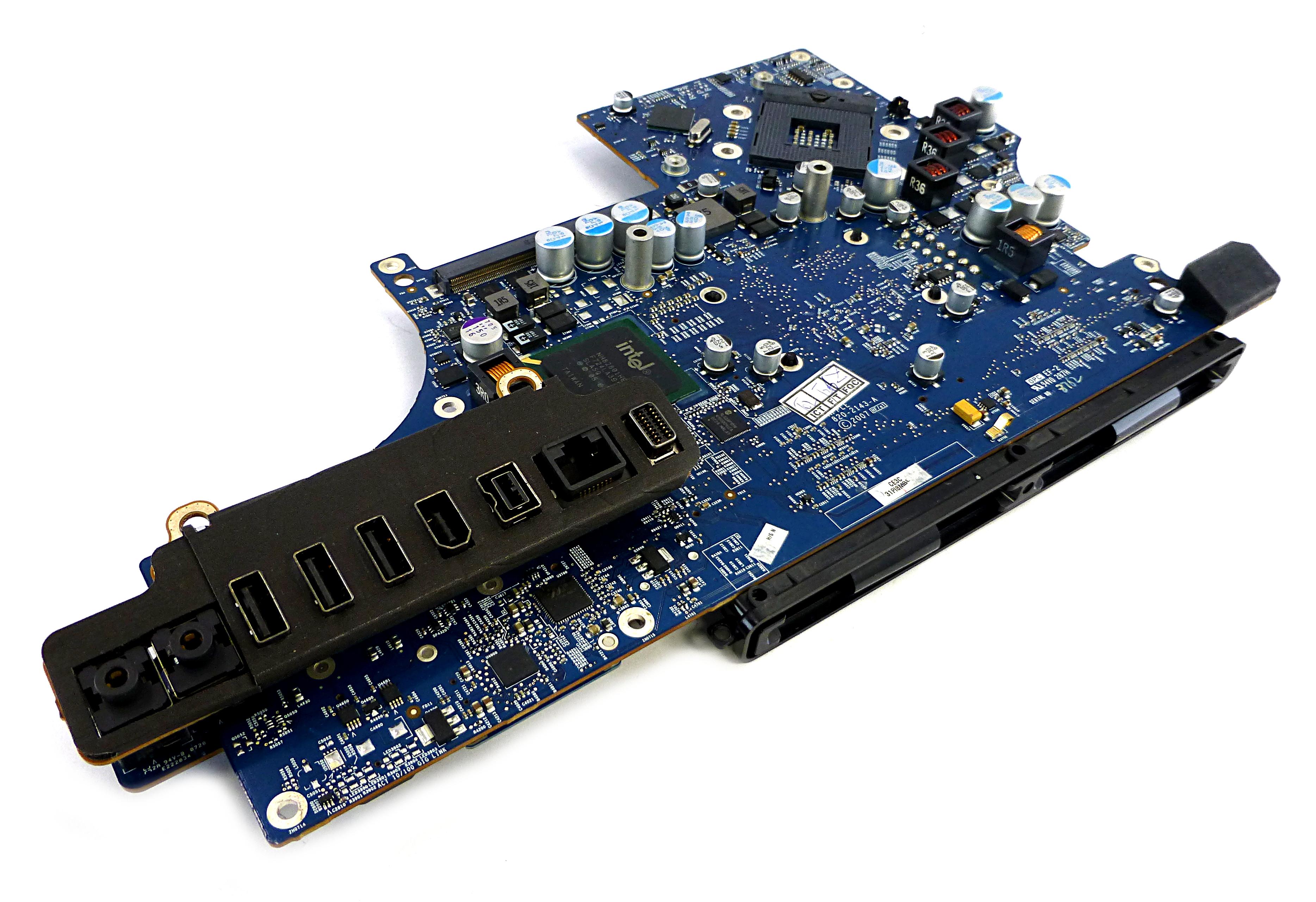 "Apple 31PI8MB0020 Logic Board /f 20"" iMac (2007) A1224 820-2143-A"
