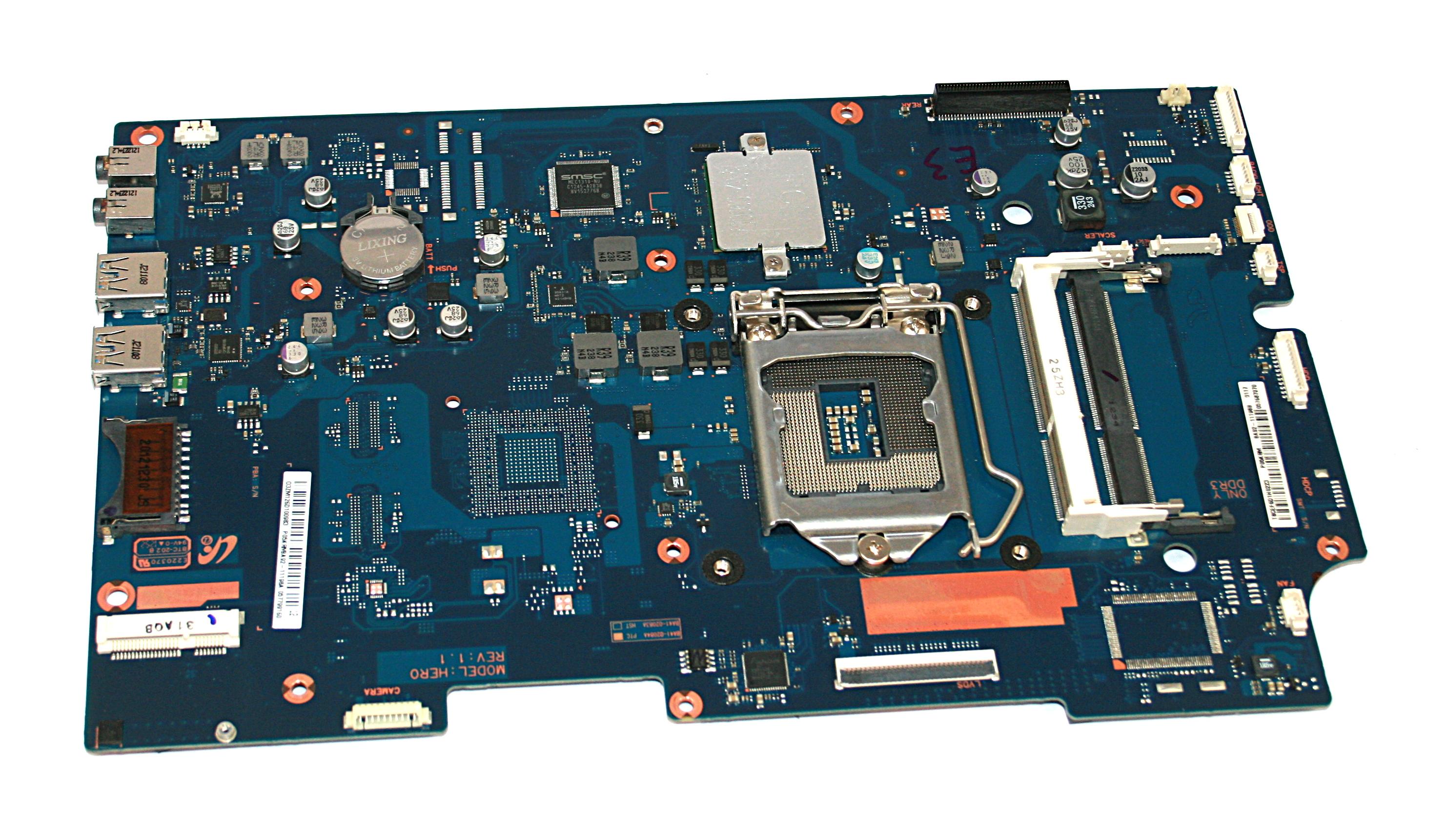Samsung BA92-11198 Socket H2 LGA1155 Motherboard f/ AIO PC DP500A2D