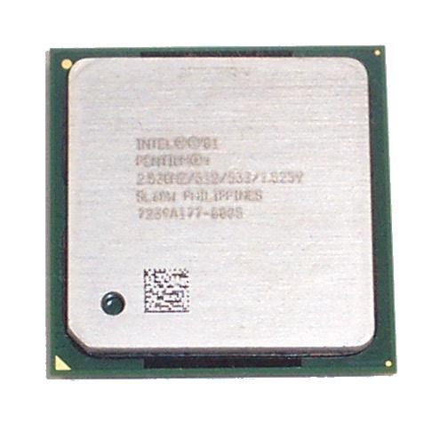 Intel SL6DW Pentium 4 2.53GHz 533MHz 512KB Socket 478 Processor