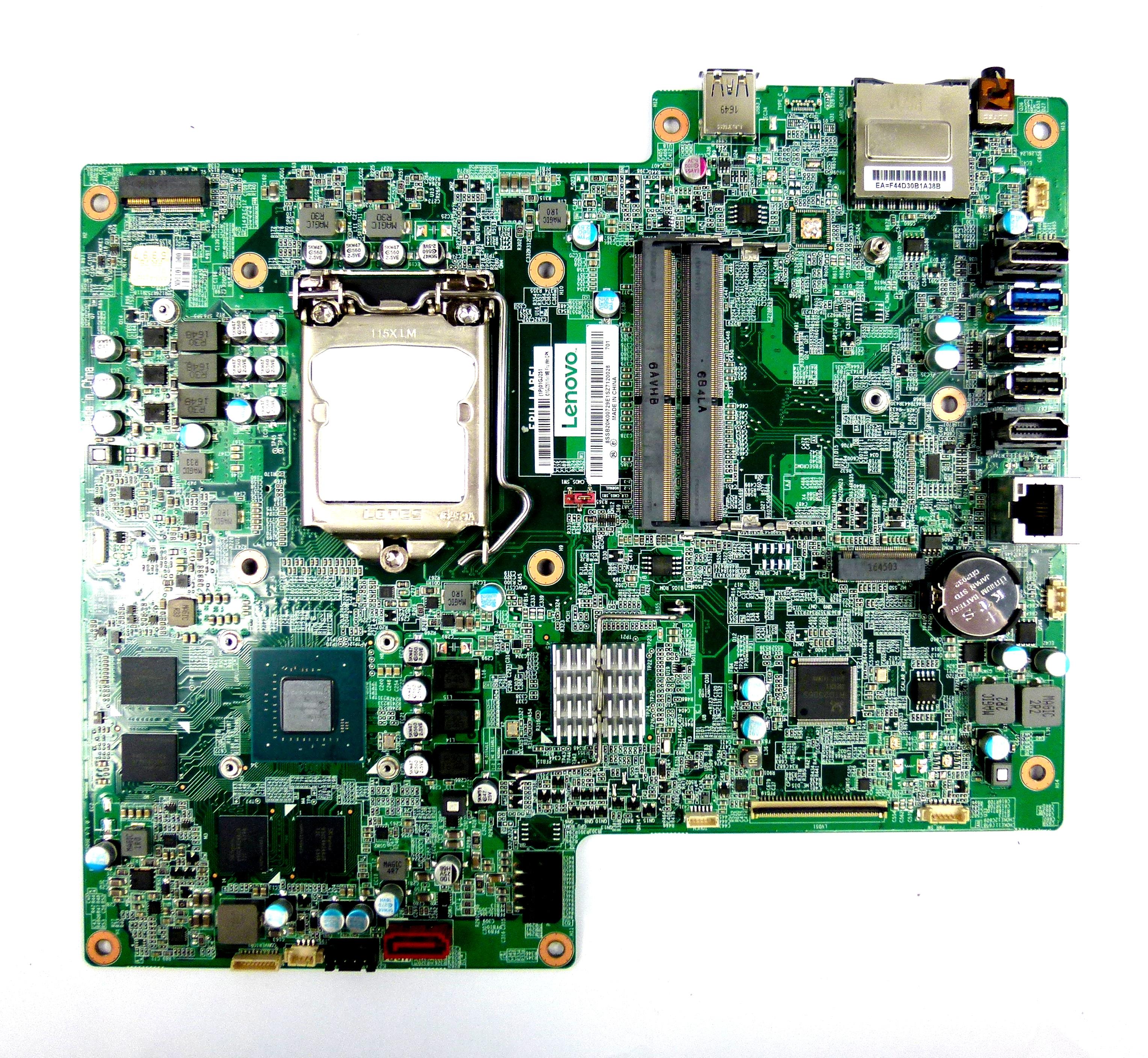 01GJ251 Lenovo IdeaCentre 720-24IKB AiO Motherboard - B250H4-LAI02 V:1.0