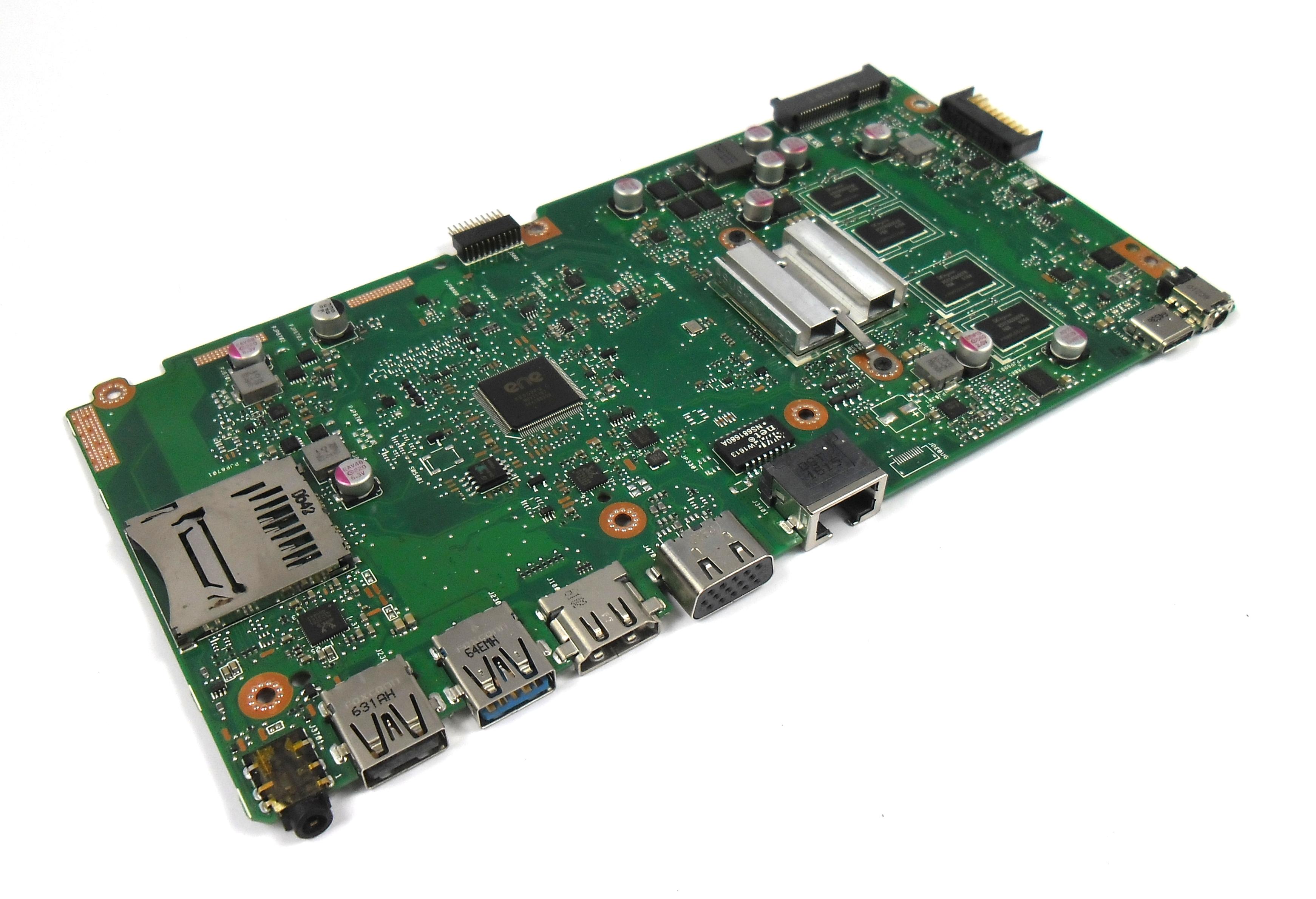 60NB0B30-MB1030 Asus X540SA-XX095T Motherboard with Intel Pentium N3700 BGA CPU