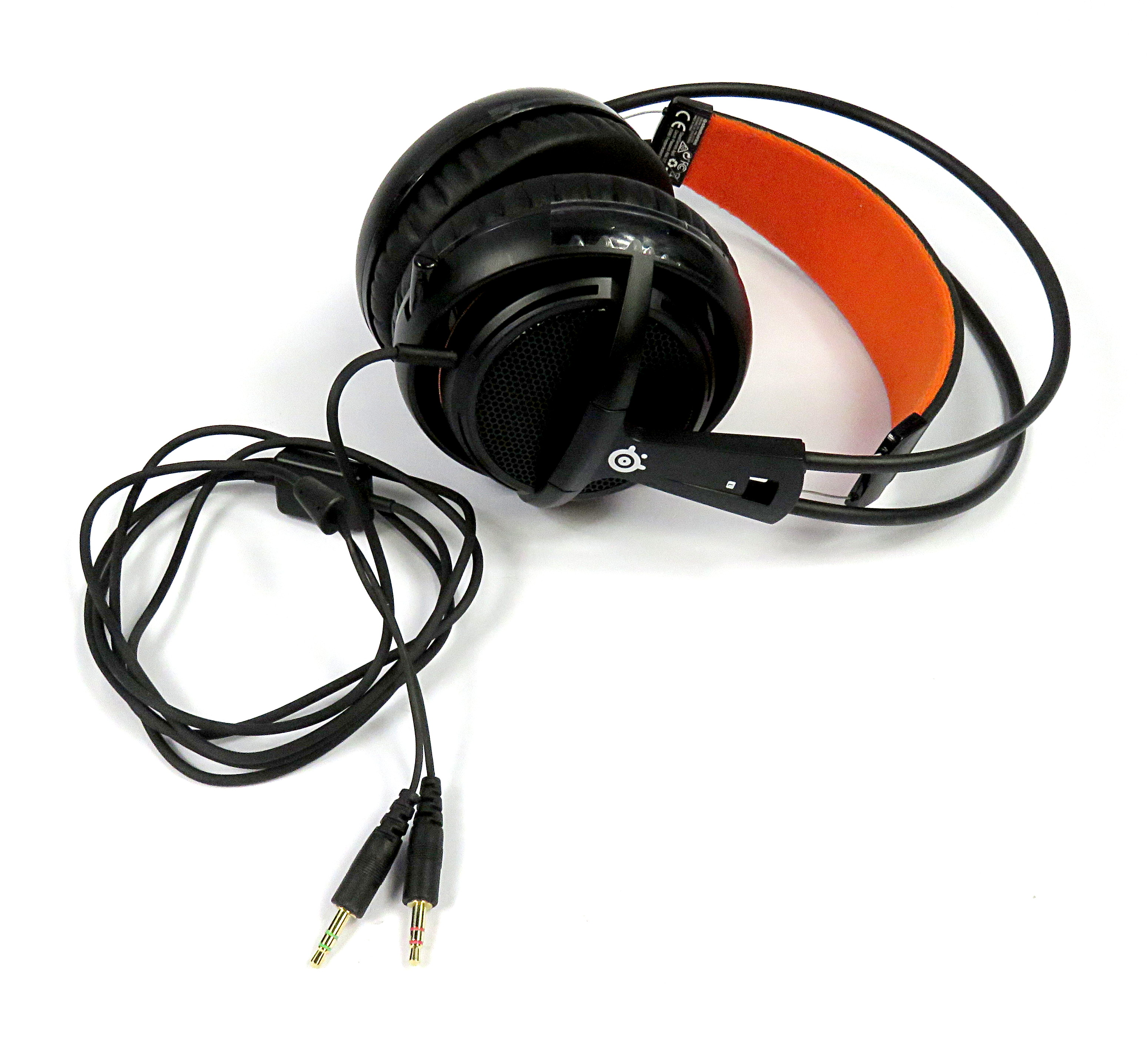 1dd84021a1f Steelseries Siberia 200 Wired Gaming Headset 51133, Black, No Console  Adapter