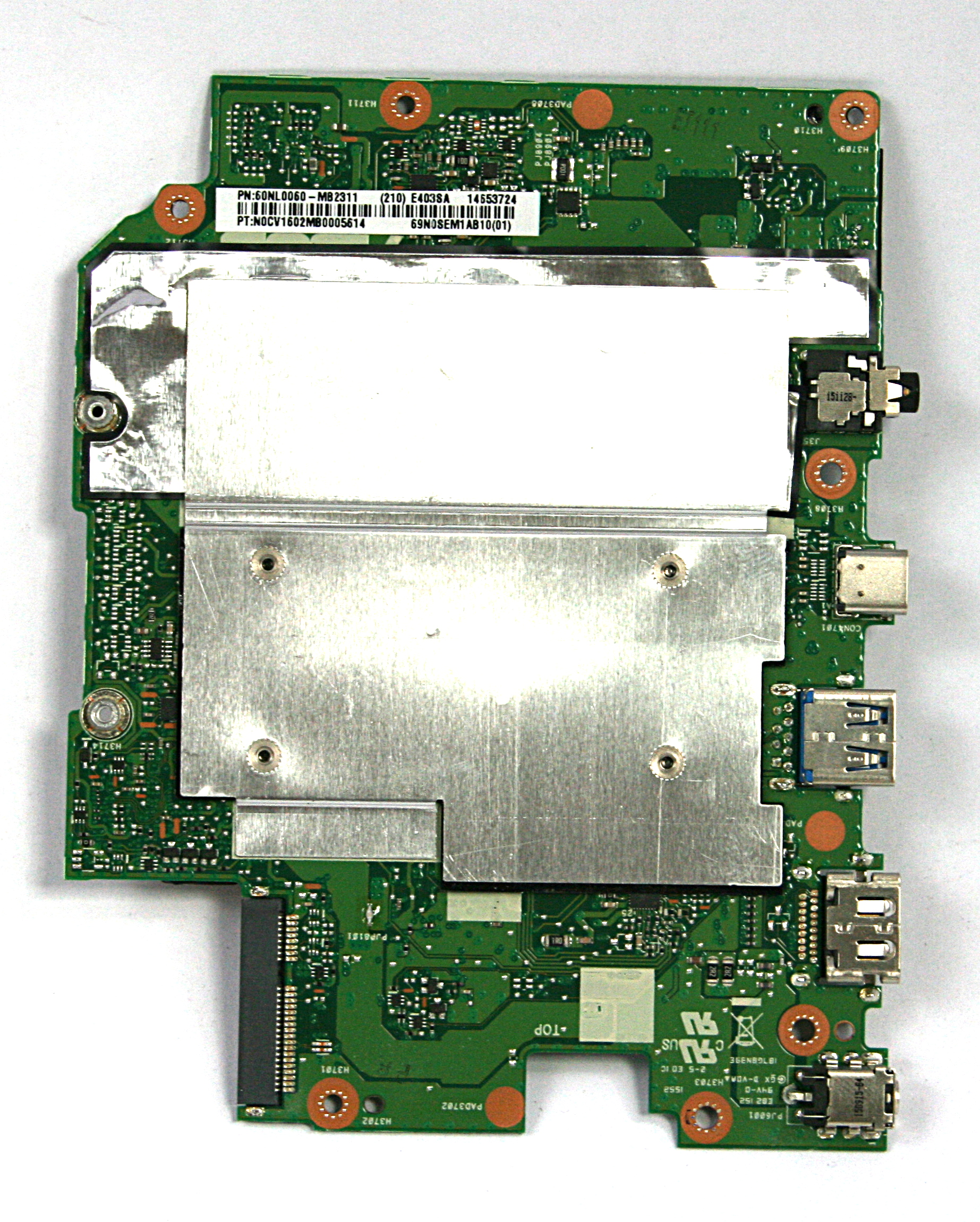 Asus 60NL0060-MB2311 E403S Laptop Motherboard