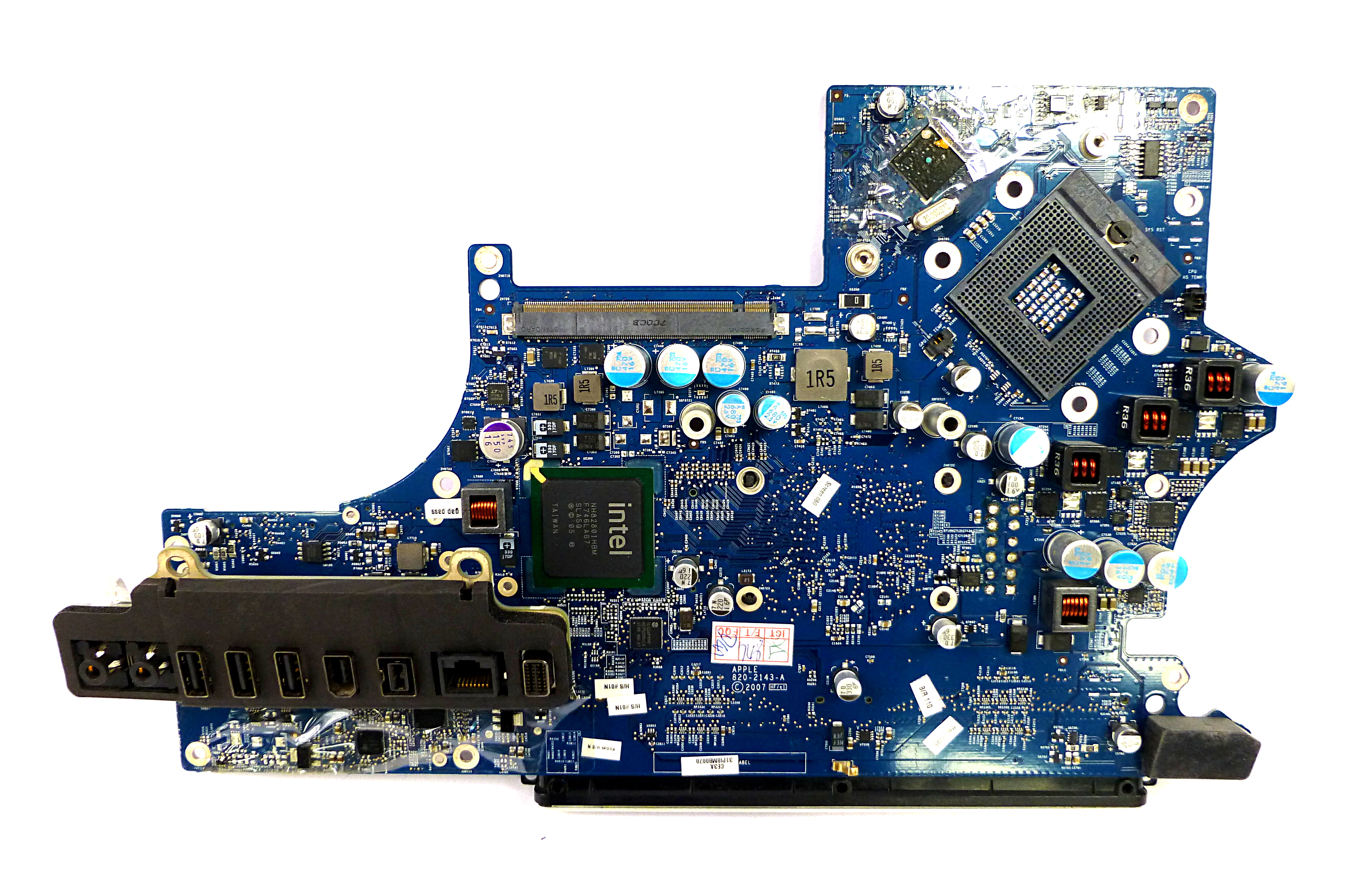 "820-2143-A/31PI8MB0070 Apple 20"" iMac (2007) Logic Board A1224"