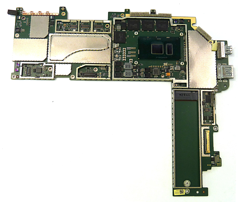 Microsoft Surface Pro 4 1724 i5-6300U 4GB RAM Main Board X911788-009