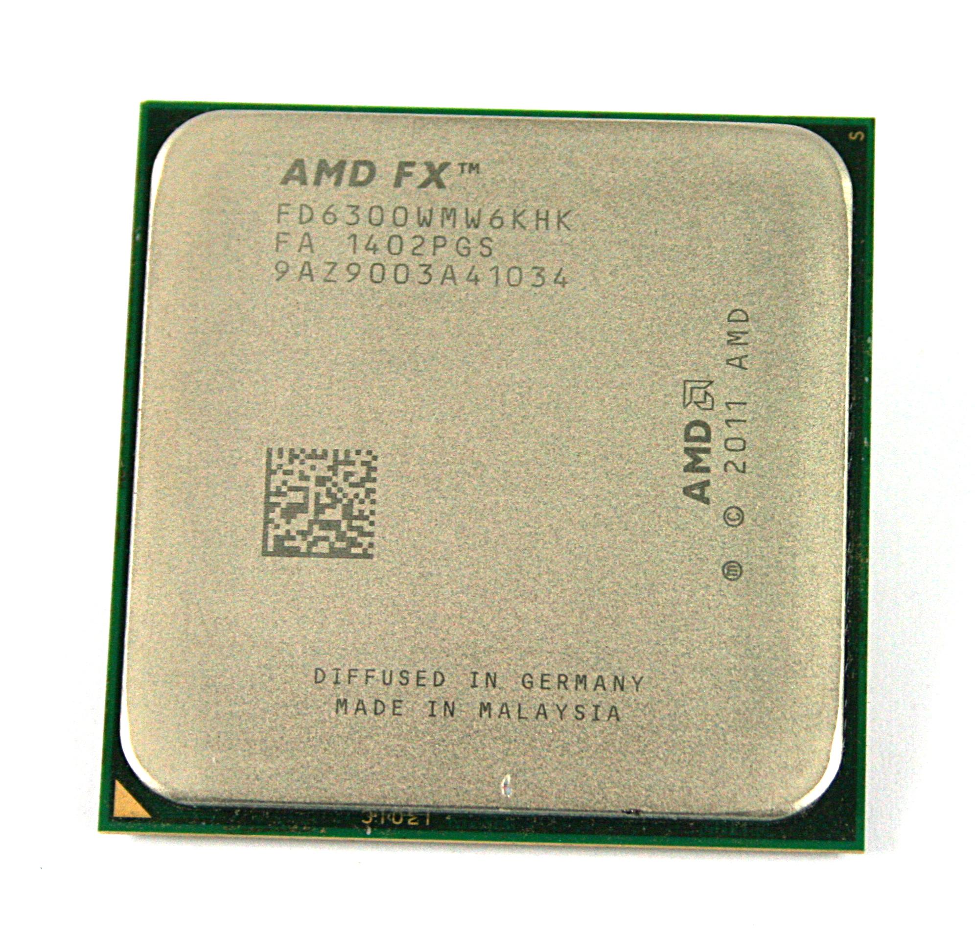 AMD FD6300WMW6KHK FX-6300 3.5GHz Six-Core CPU / Processor