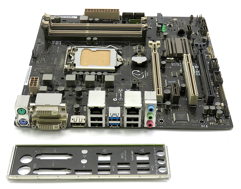 Asus CS-B REV. 1.03 Micro ATX Q87 Chipset 4th Gen. Socket LGA1150 Motherboard